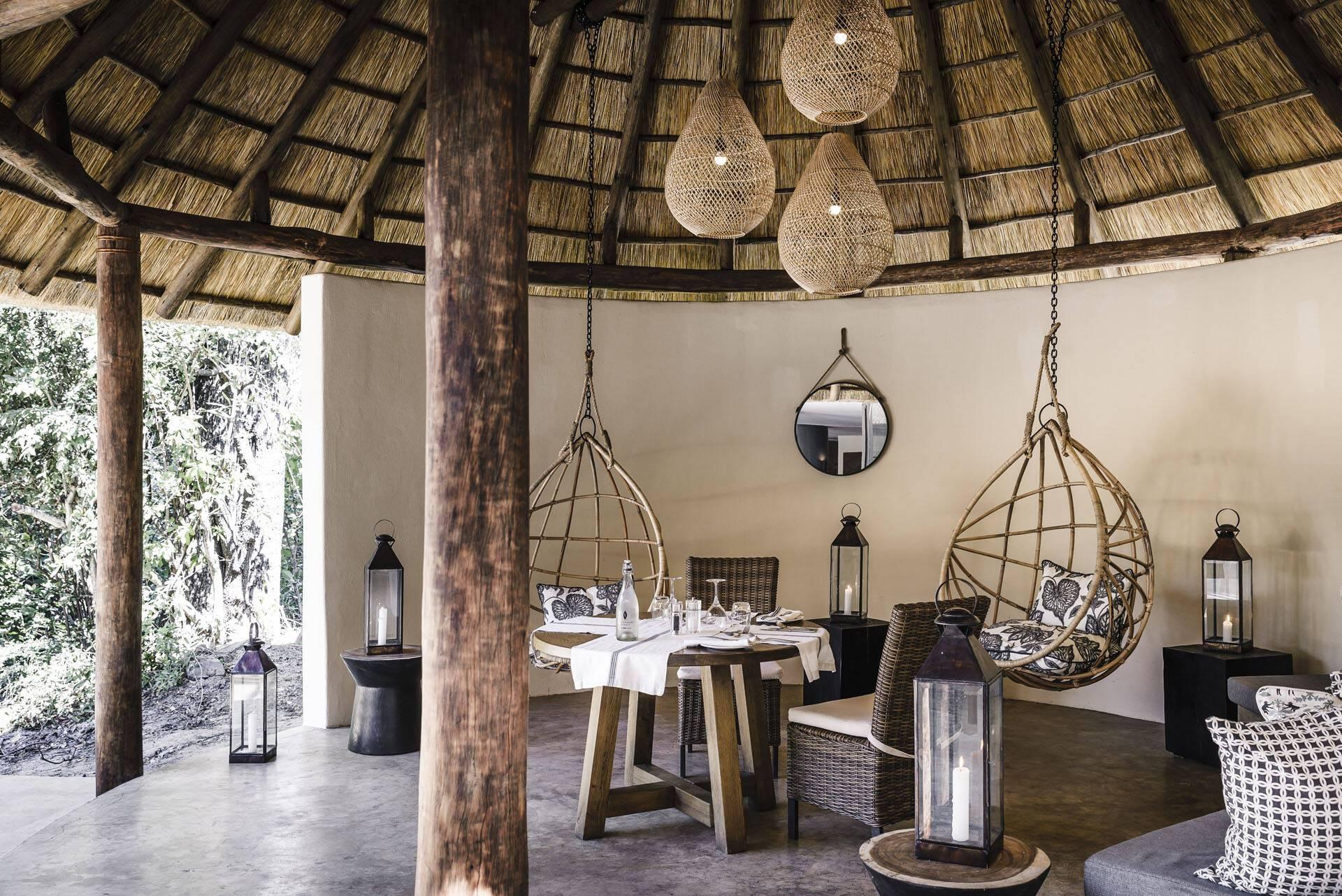 Zambie Sanctuary Sussi Chuma Restaurant