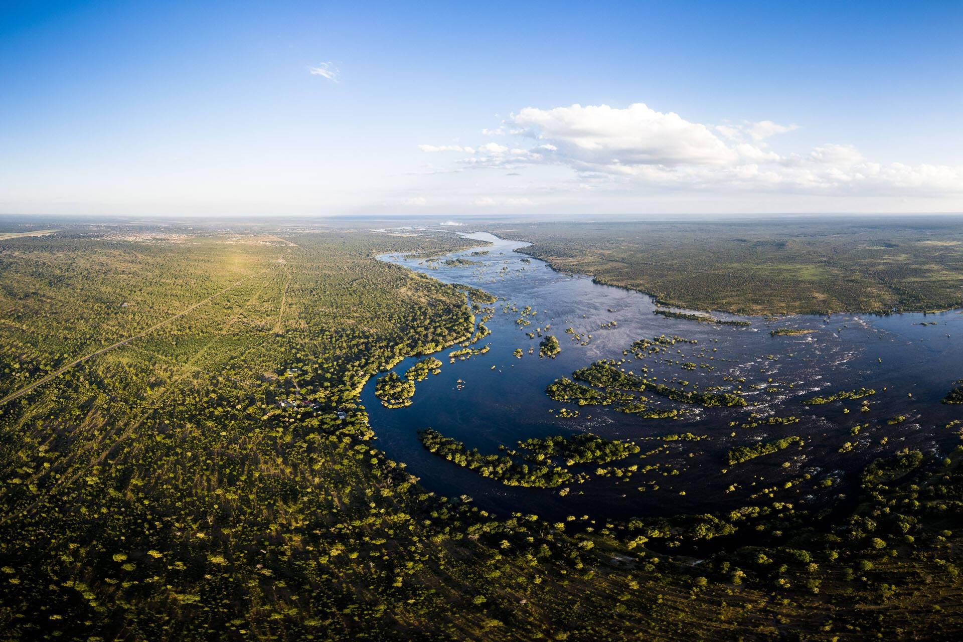 Zambie Sanctuary Sussi Chuma Vue