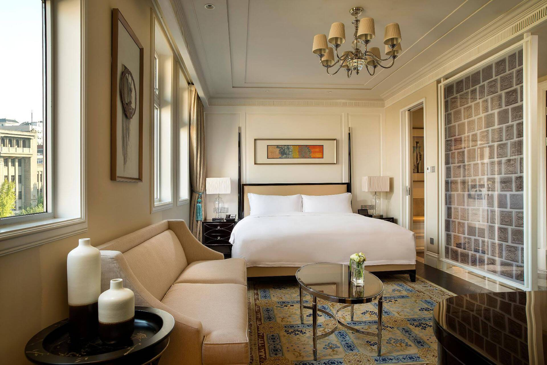 Xian Sofitel Legend People Hotel Chambre