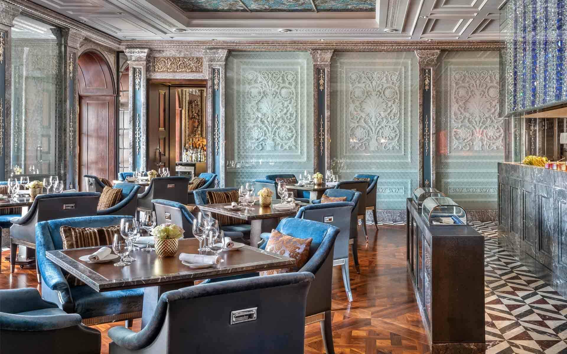 Four Seasons Saint Petersbourg Restaurant