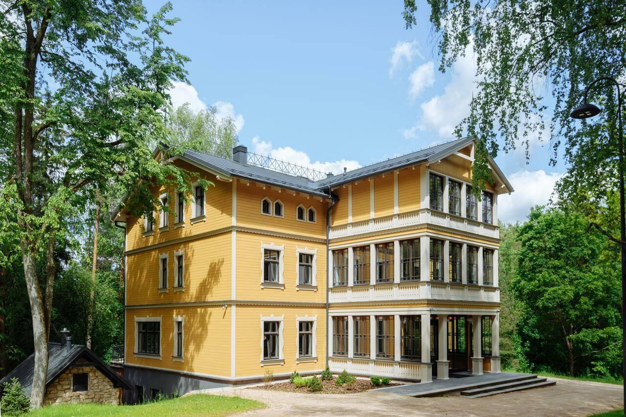 Cesis Villa Santa Lettonie Pays Baltes