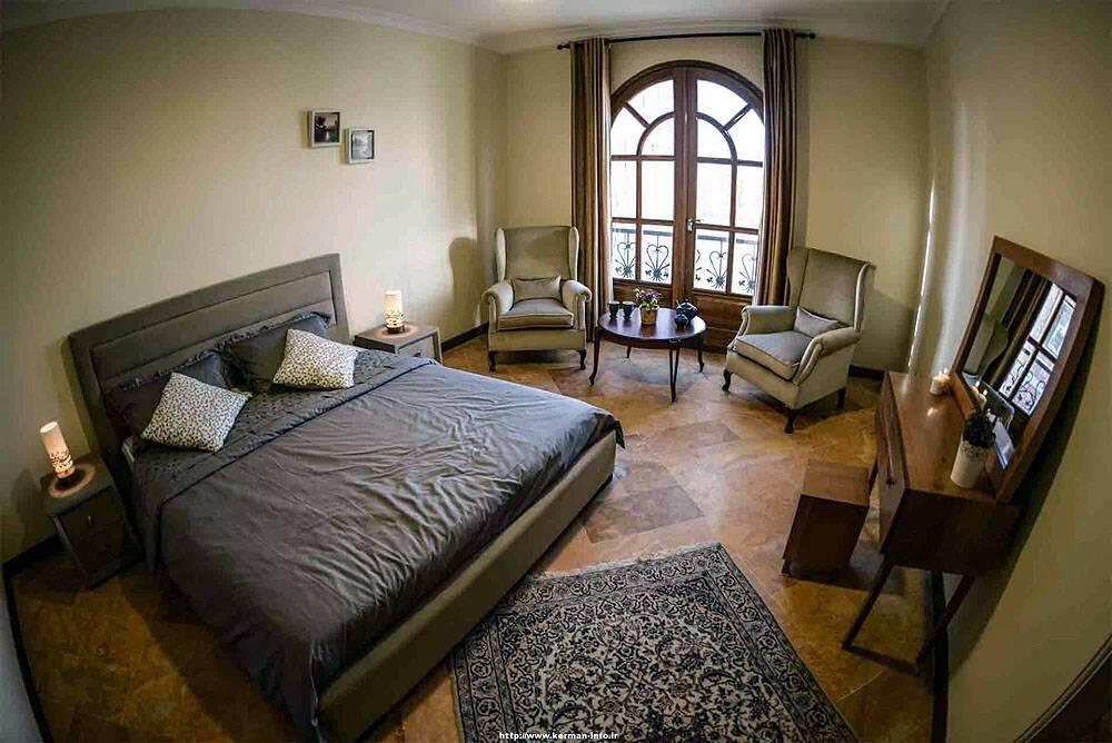 Kerman Pars Hotel Iran