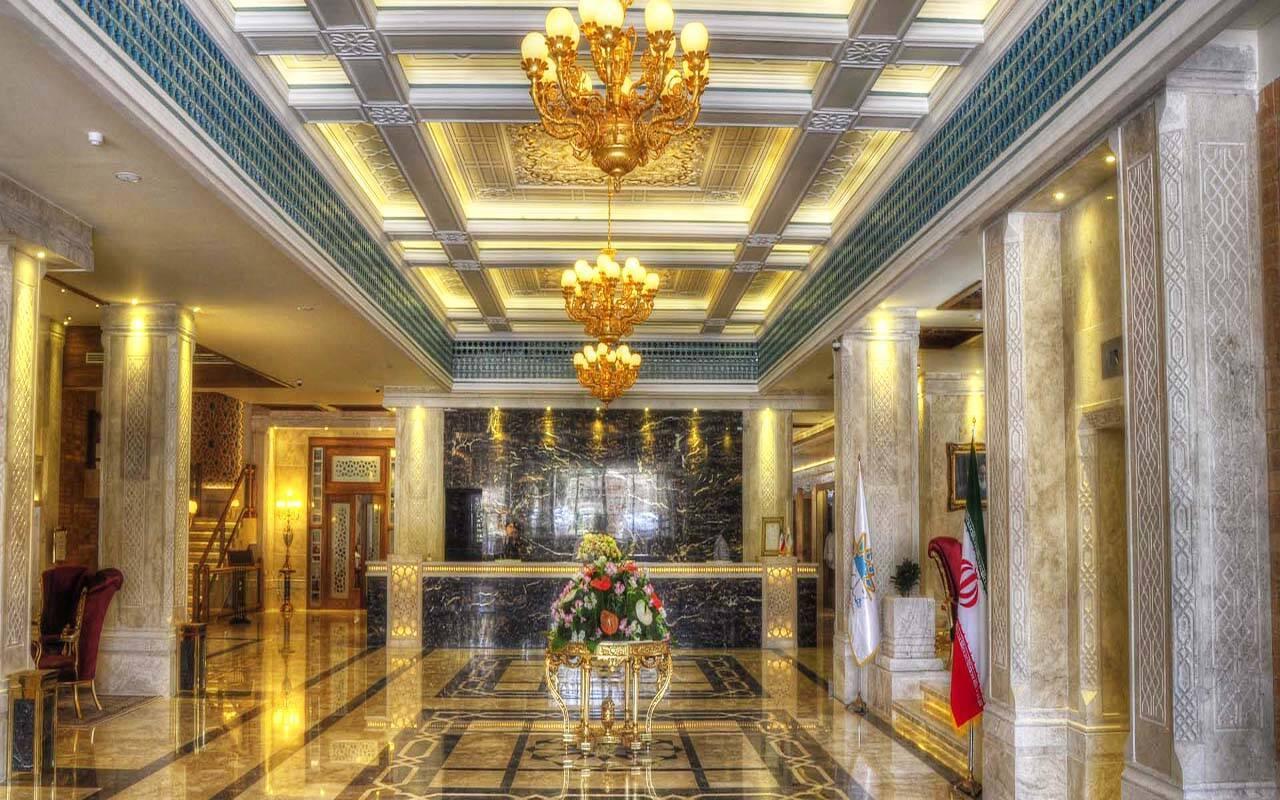 Zandiyeh Hotel Shiraz