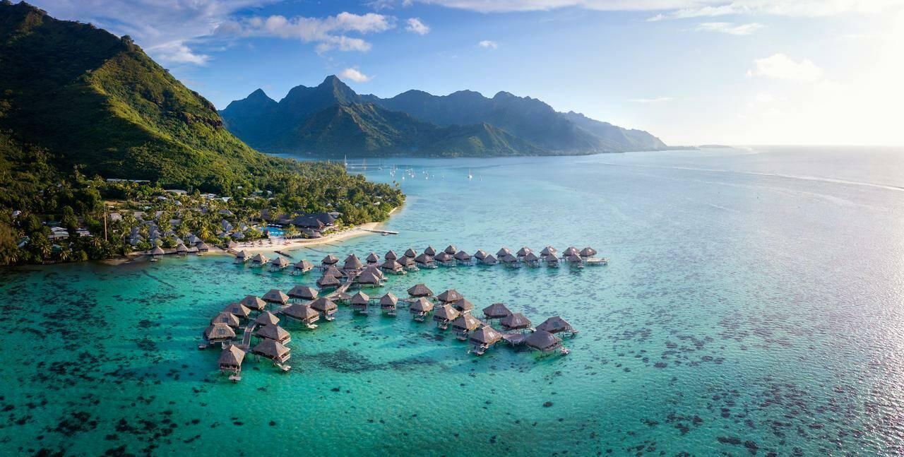 Hilton Moorea Polynesie