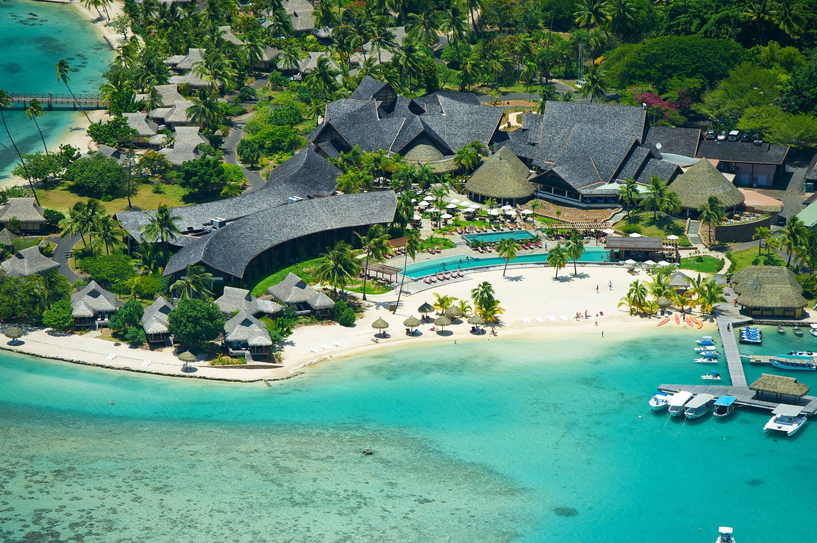 Moorea Intercontinental Polynesie Tim Mac Kenna