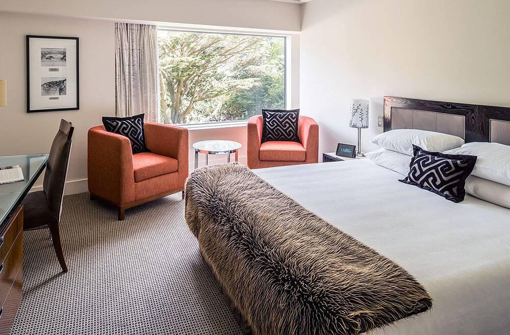 Bolton Hotel Room Wellington Nouvelle Zelande