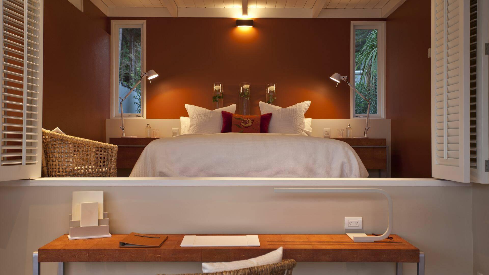 Queenstown Matakauri Lodge Suite Chambre Nouvelle Zelande Miz Watanabe