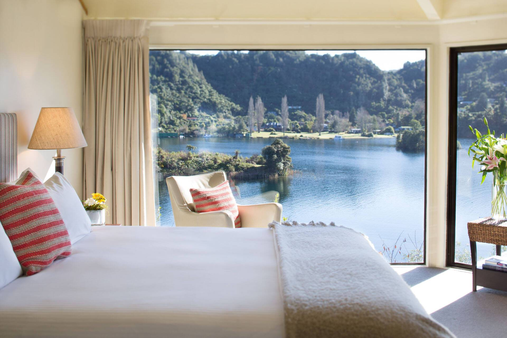 Solitaire Lodge New Zealand Chambre