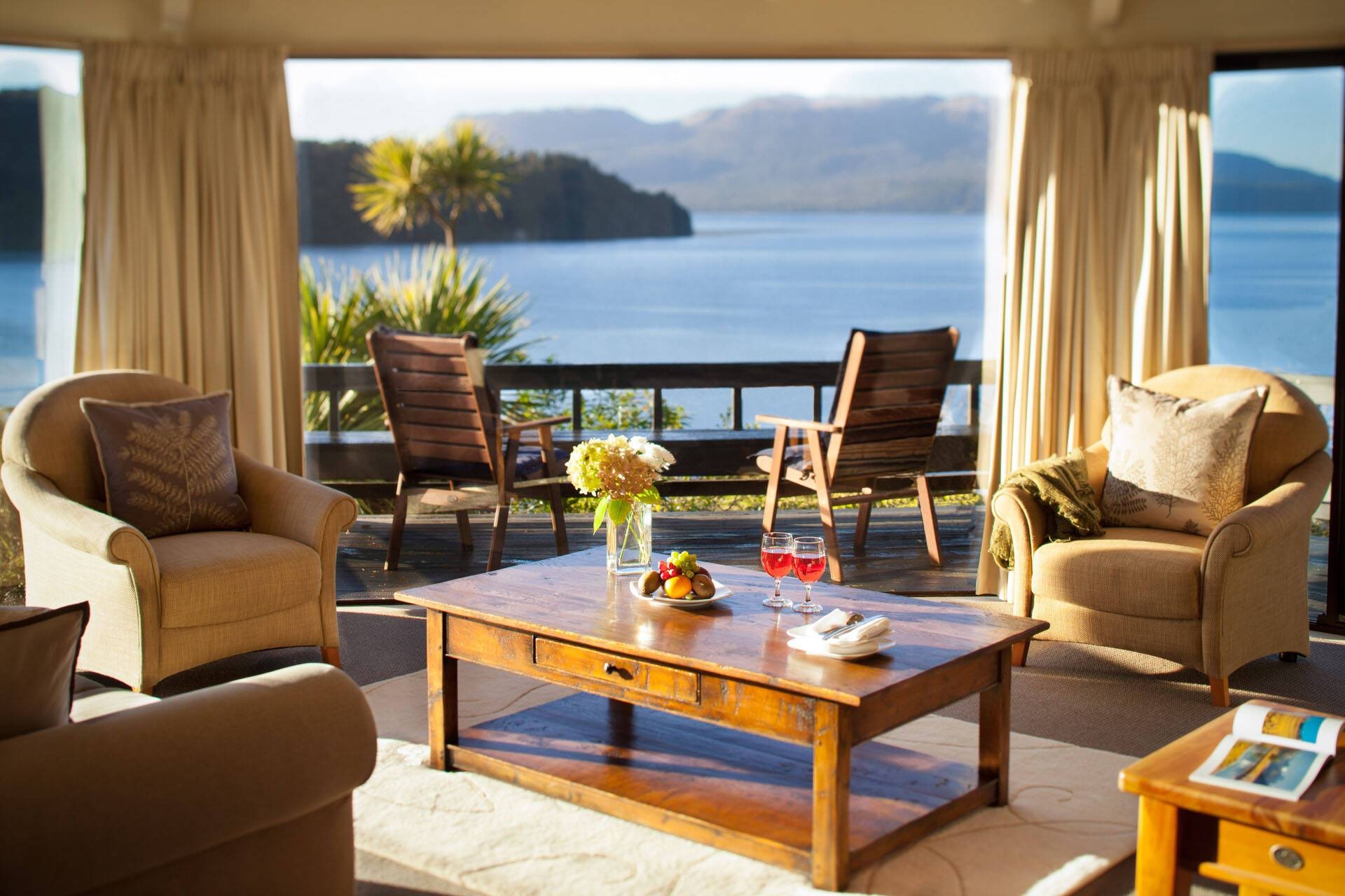 Solitaire Lodge New Zealand Suite