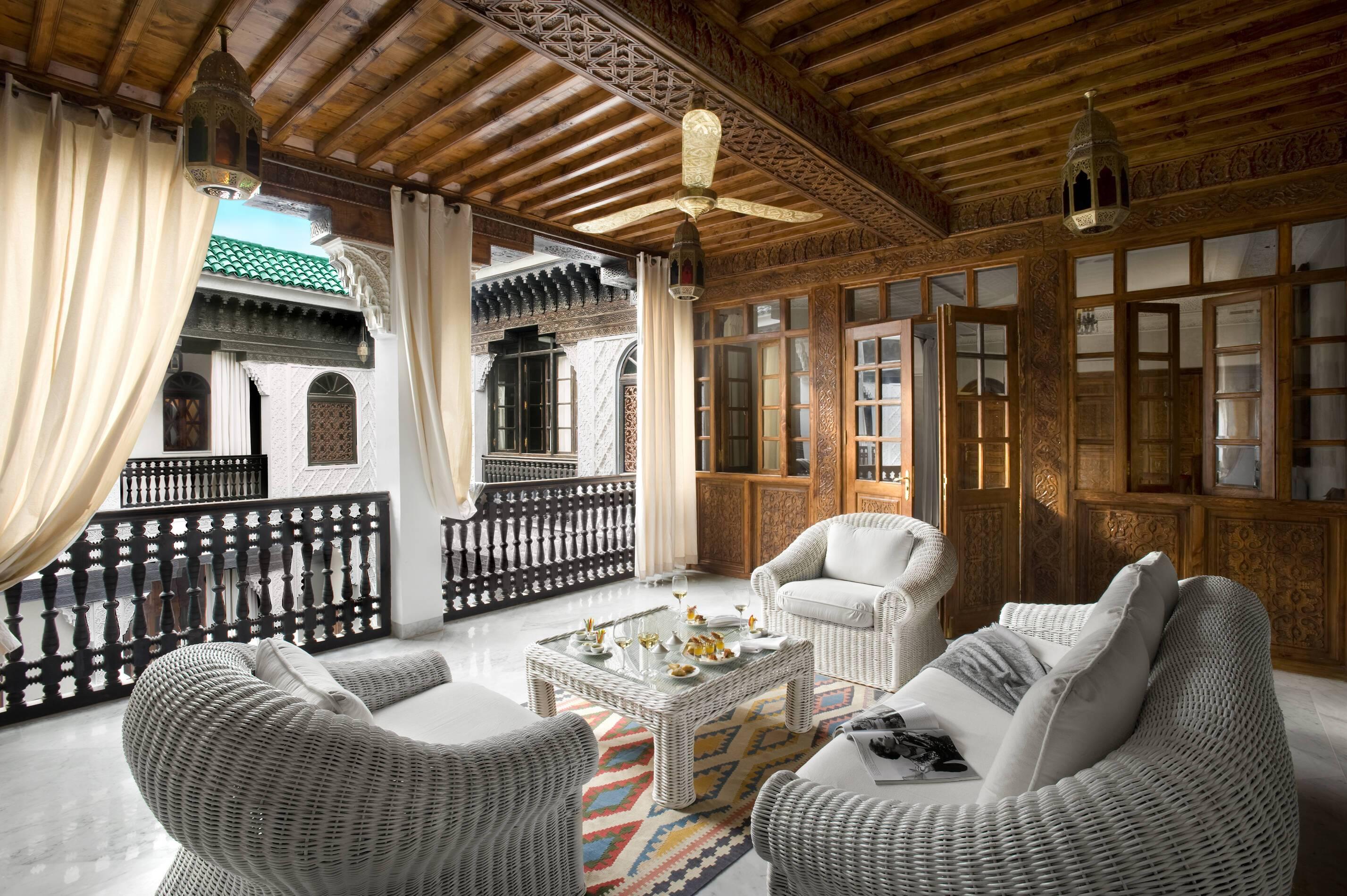 Sultana Marrakech Appartement Terrasse