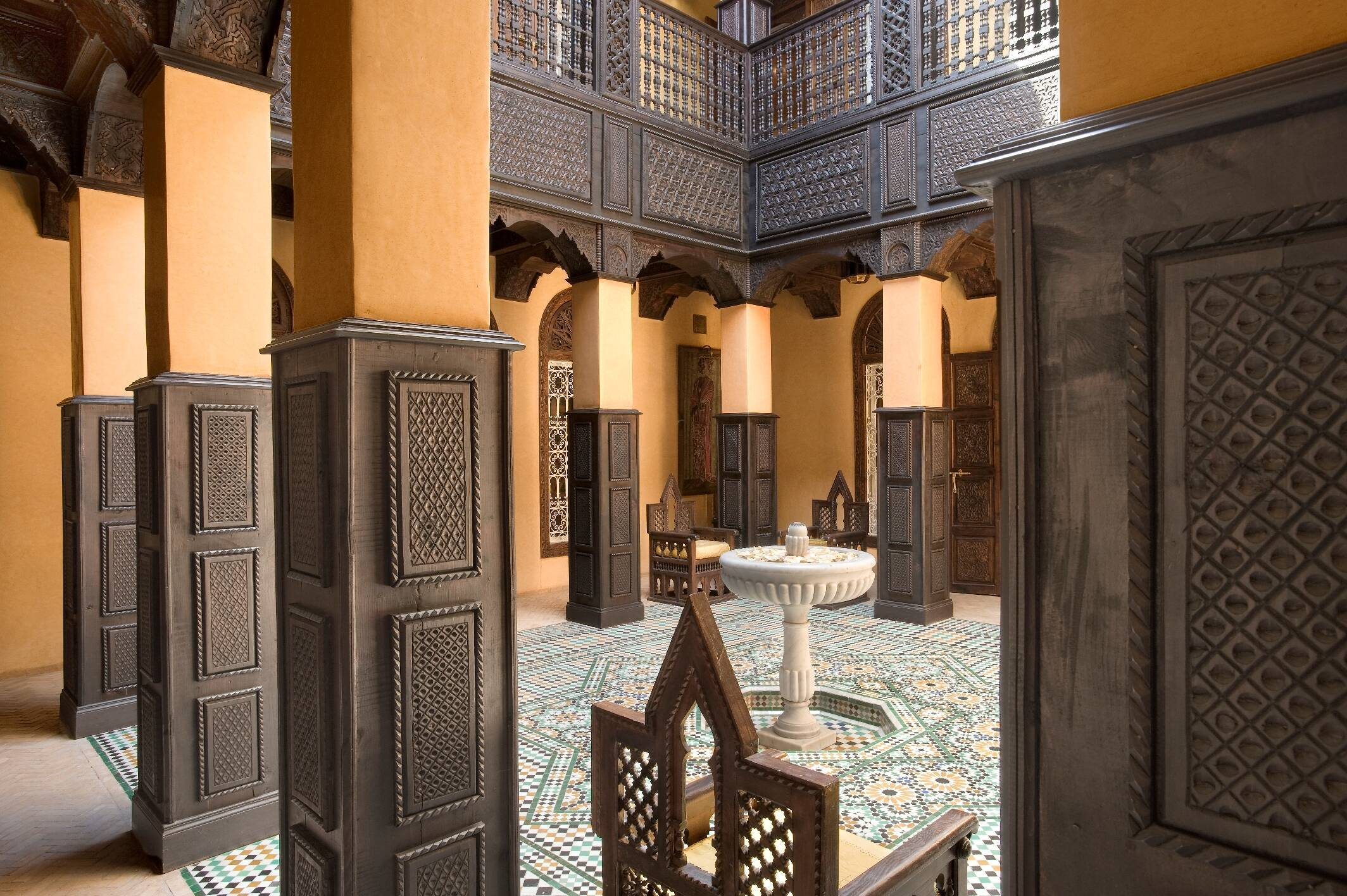 Sultana Marrakech Patio