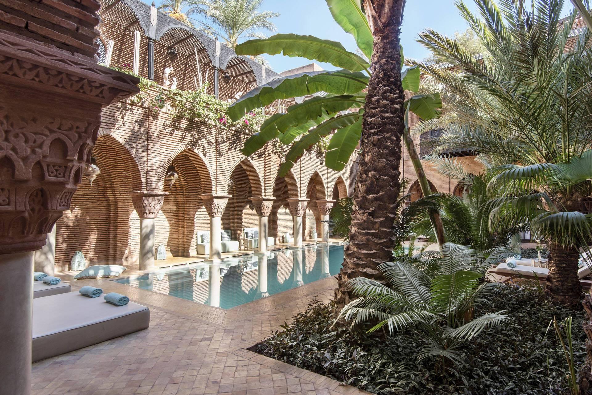 Sultana Marrakech Piscine
