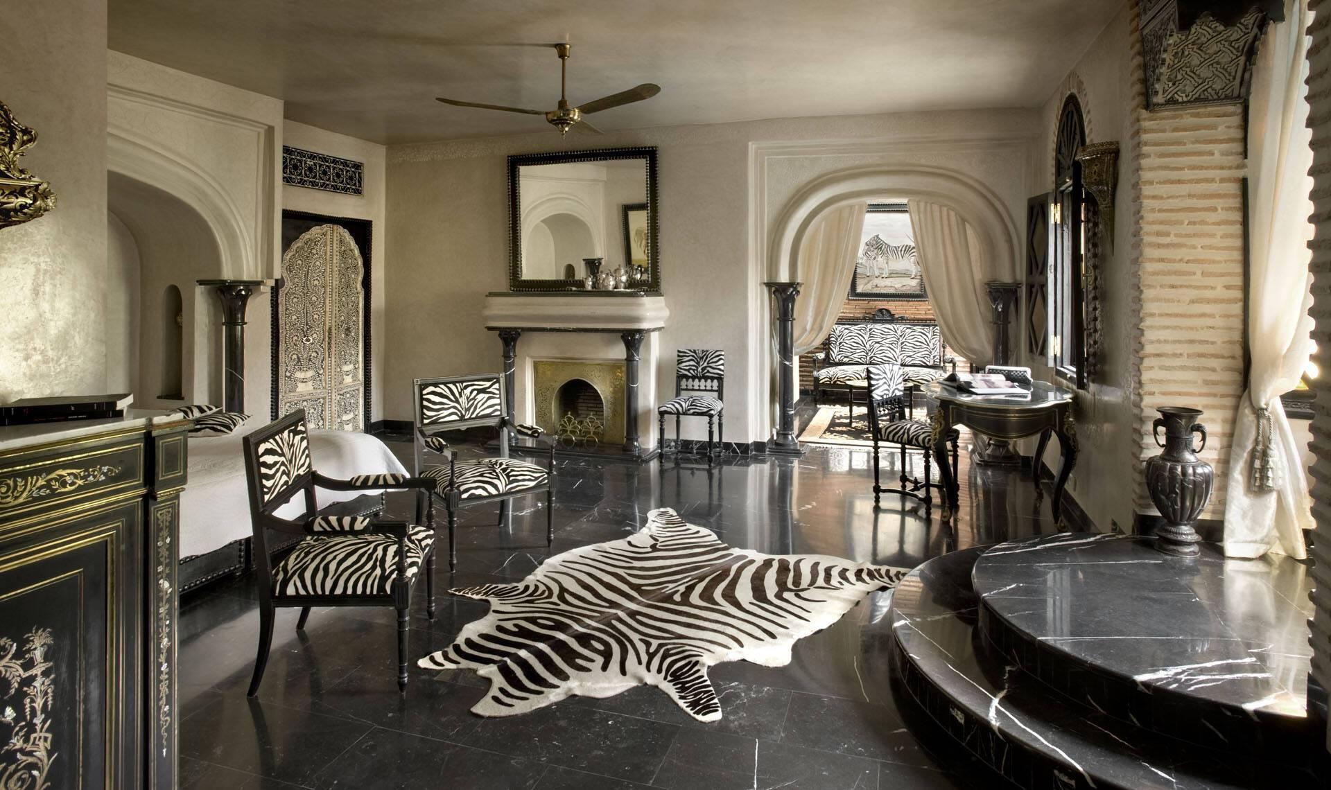 Sultana Marrakech Suite Deluxe