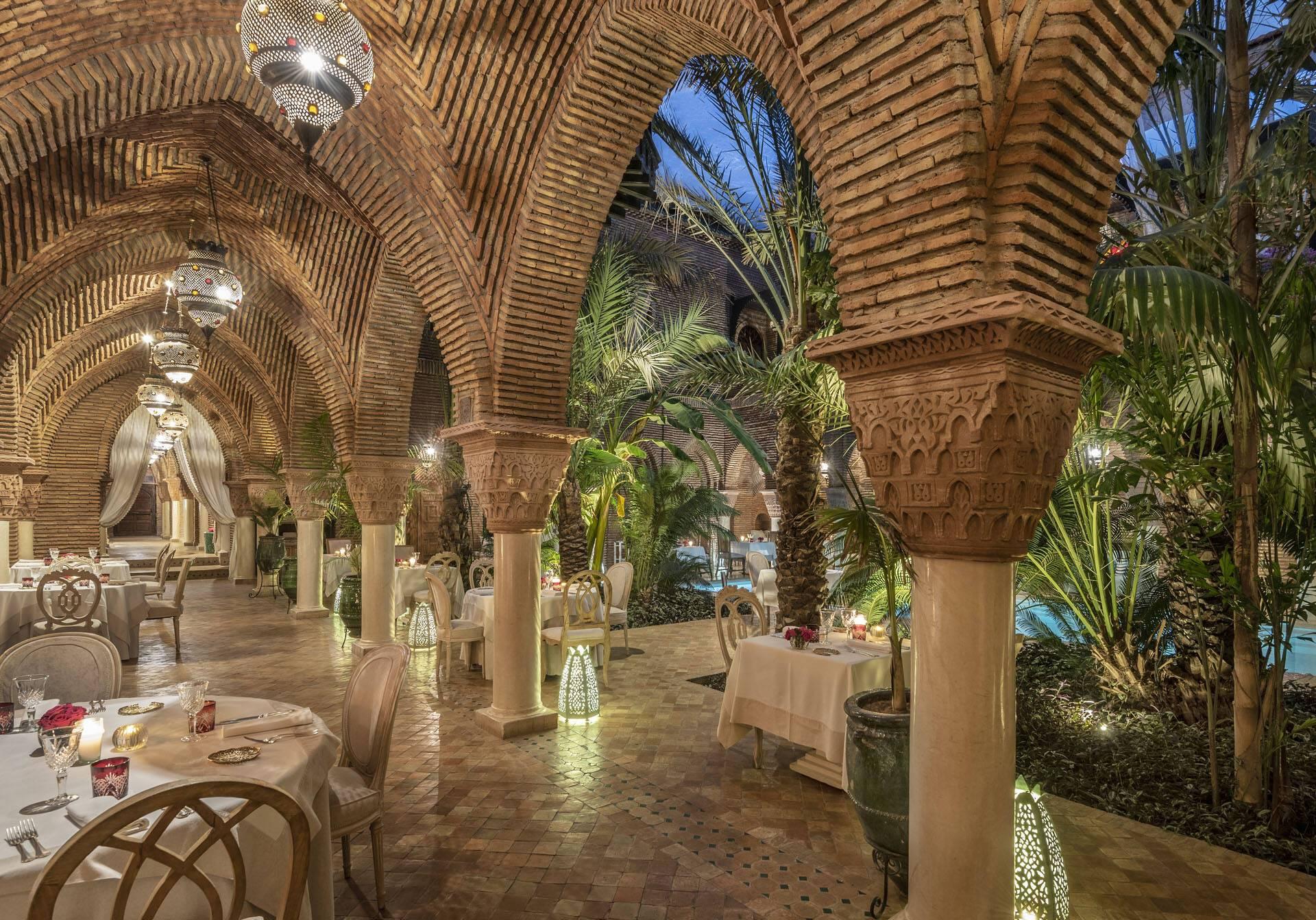 Sultana Marrakech Table La Sultana