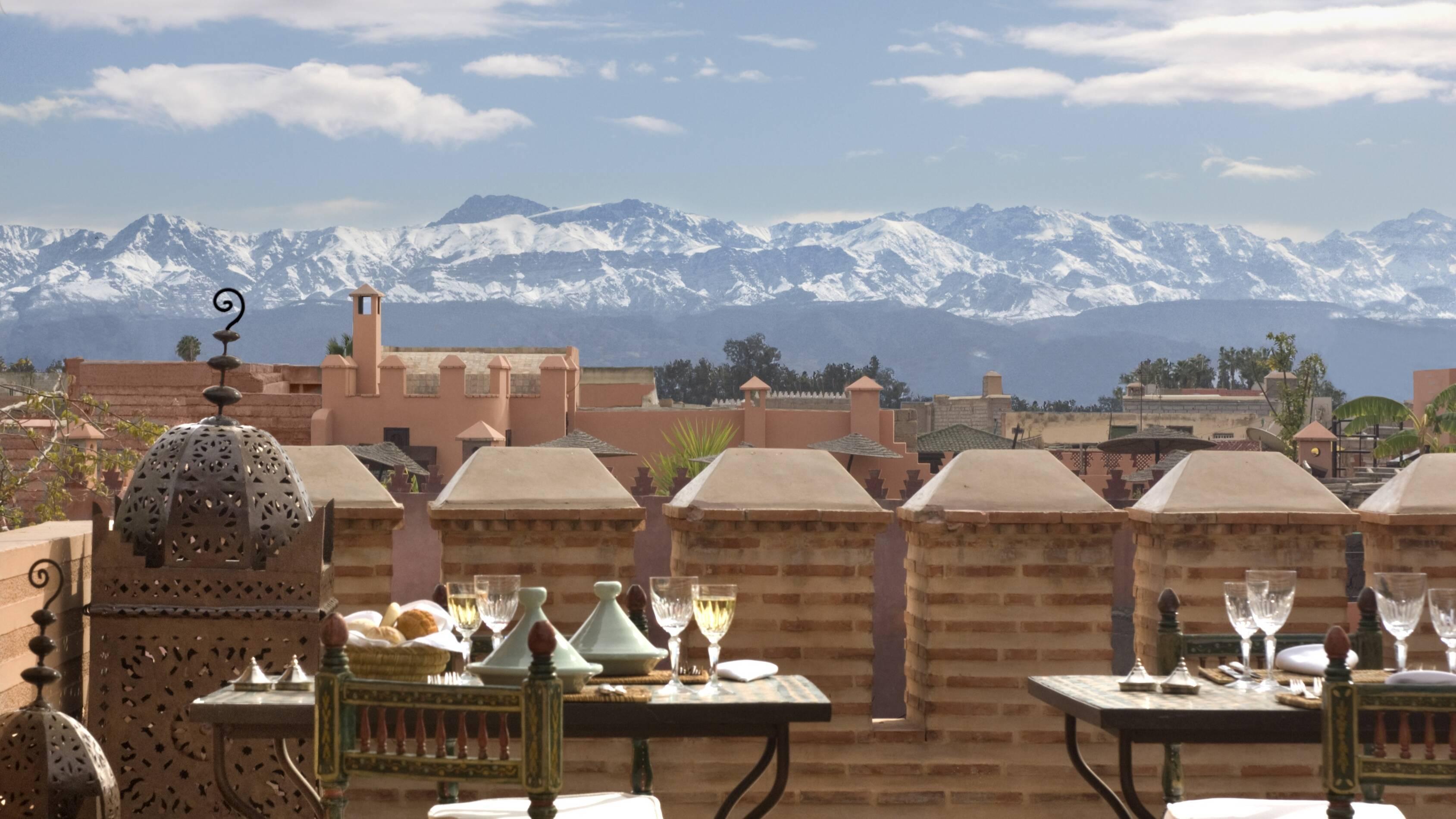 Sultana Marrakech Terrasse
