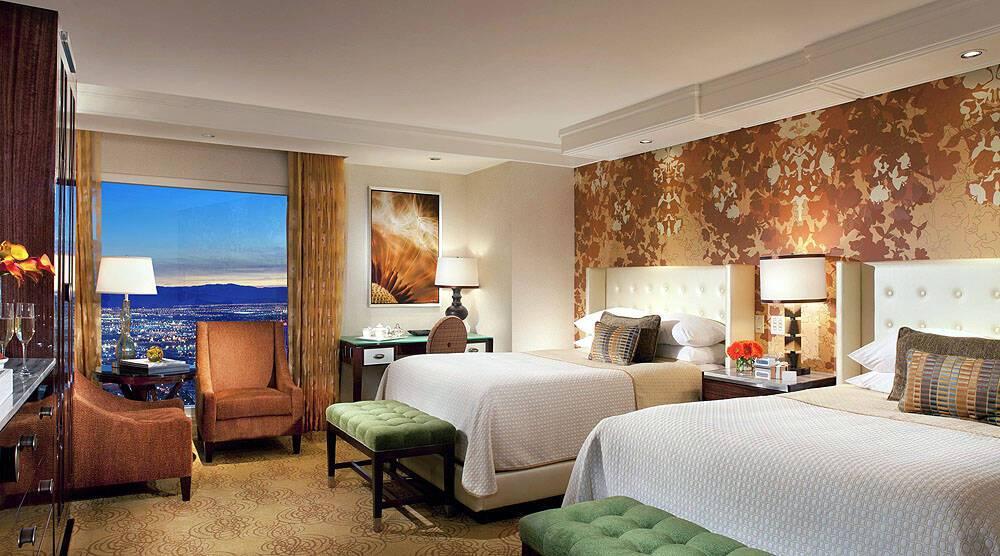 Bellagio Las Vegas Chambre