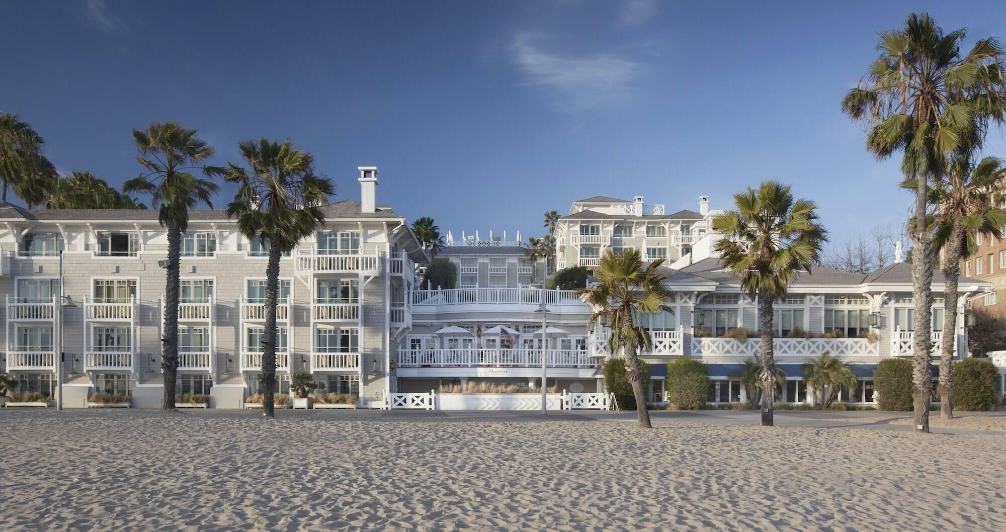 Los Angeles Shutter on the beach Exterieur Santa Monica
