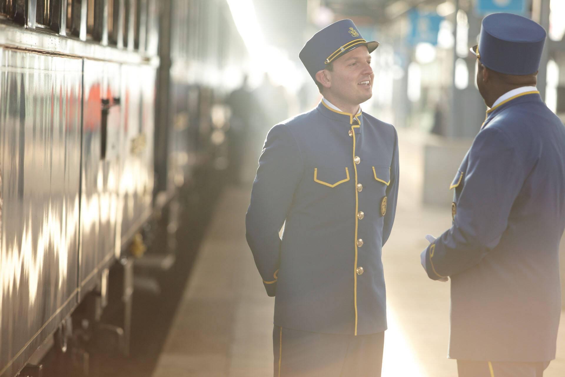 Venice Simplon Orient Express Accueil