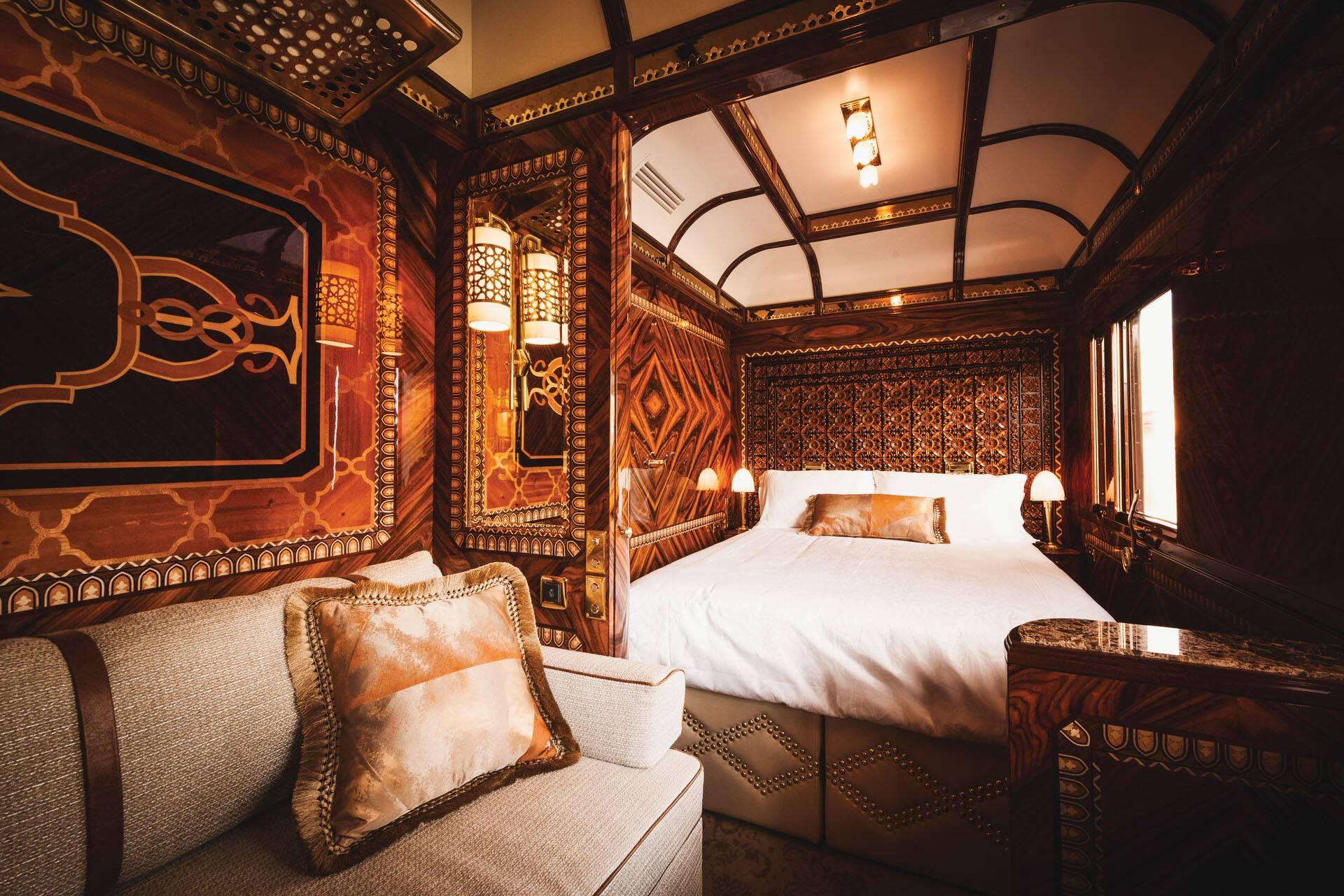 Venice Simplon Orient Express Suite