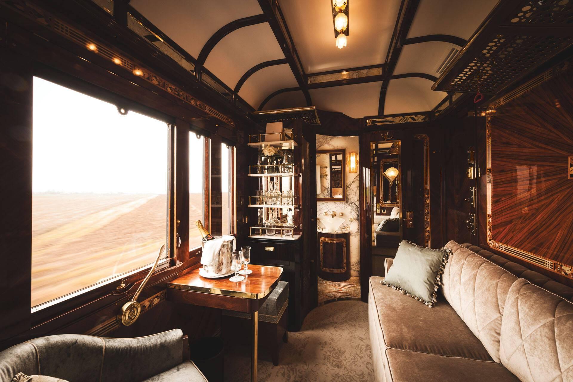 Venice Simplon Orient Express Suite5