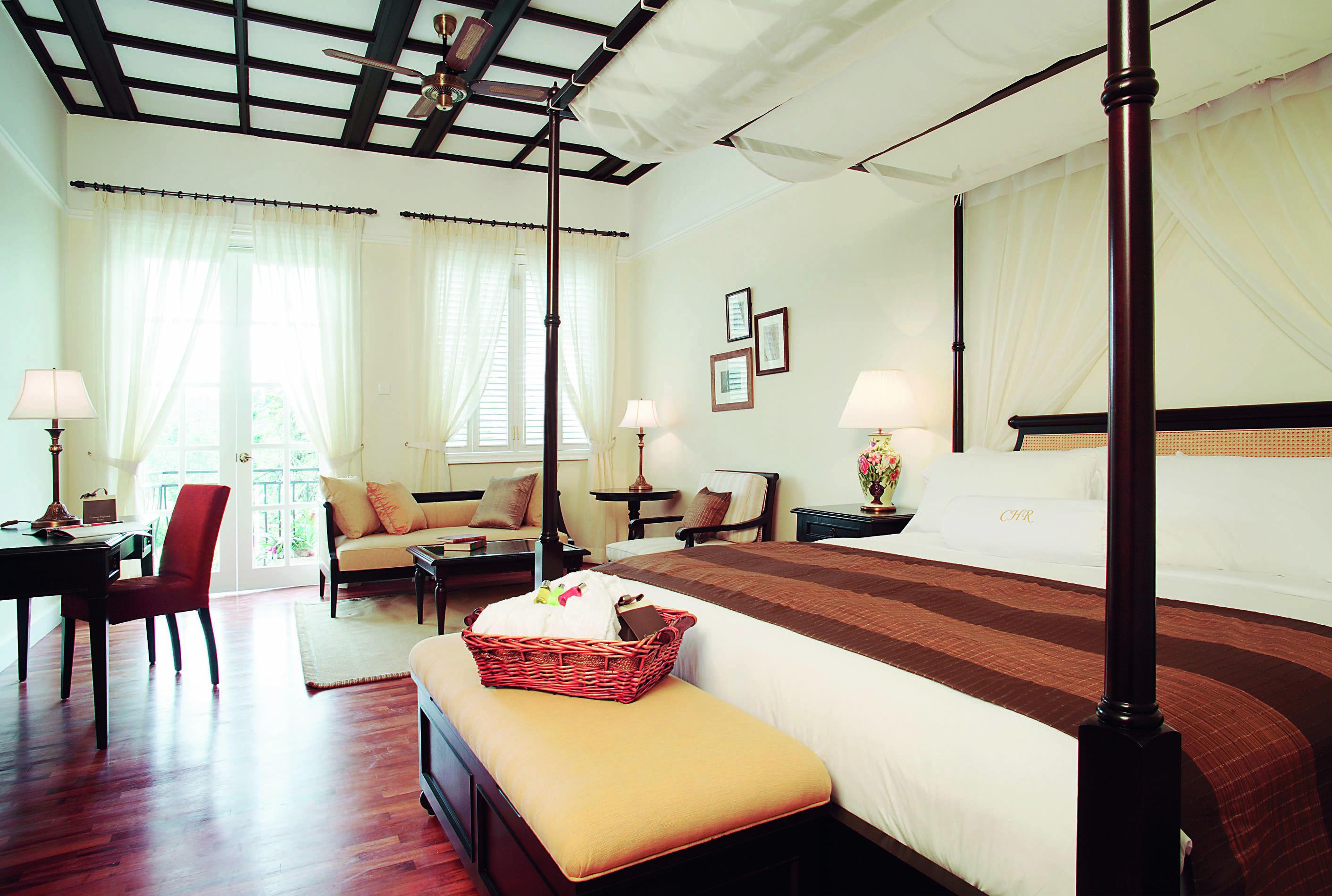 Cameron Highlands Resort Malaisie Deluxe Room