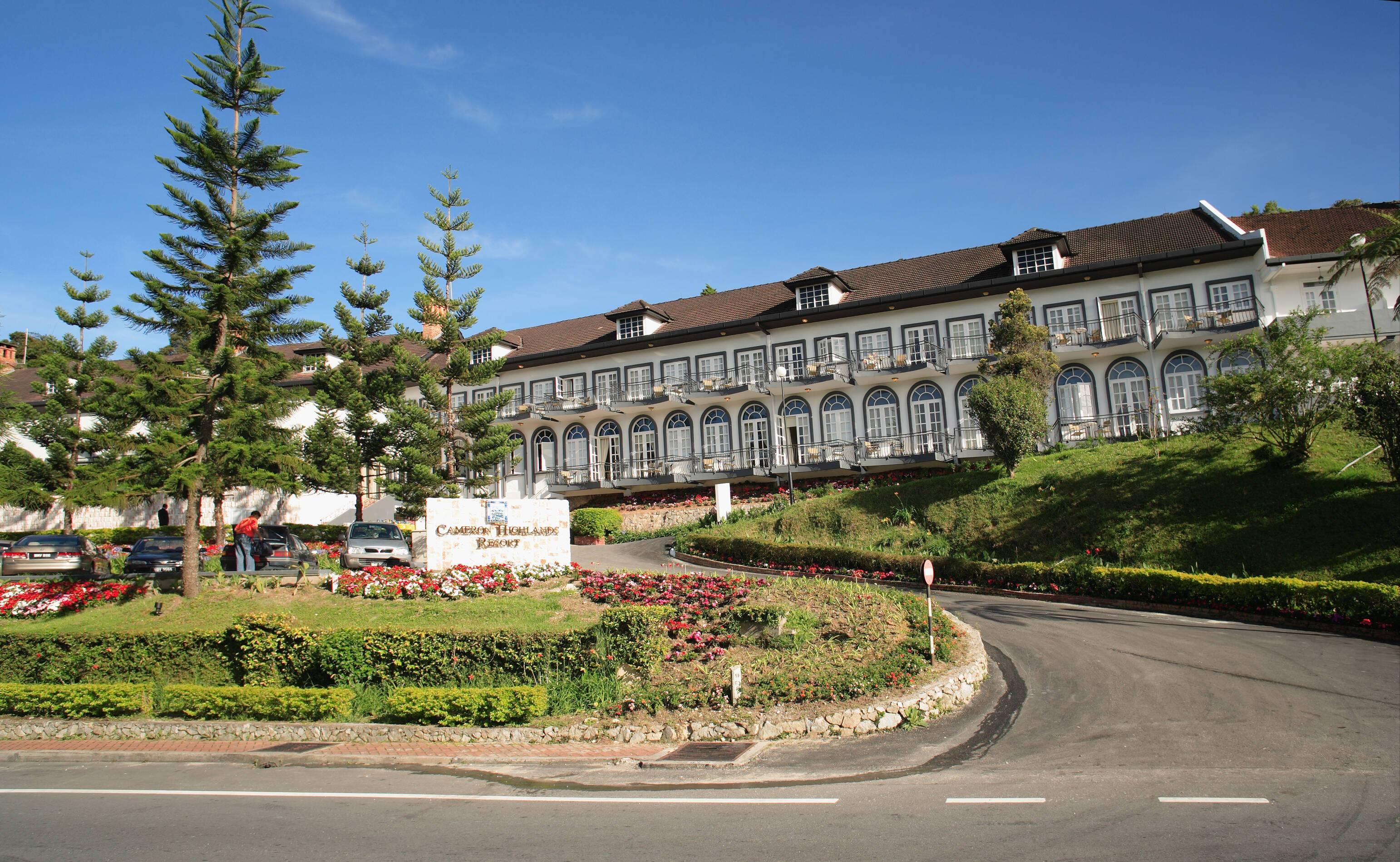 Cameron Highlands Resort Malaisie Vue Exterieure