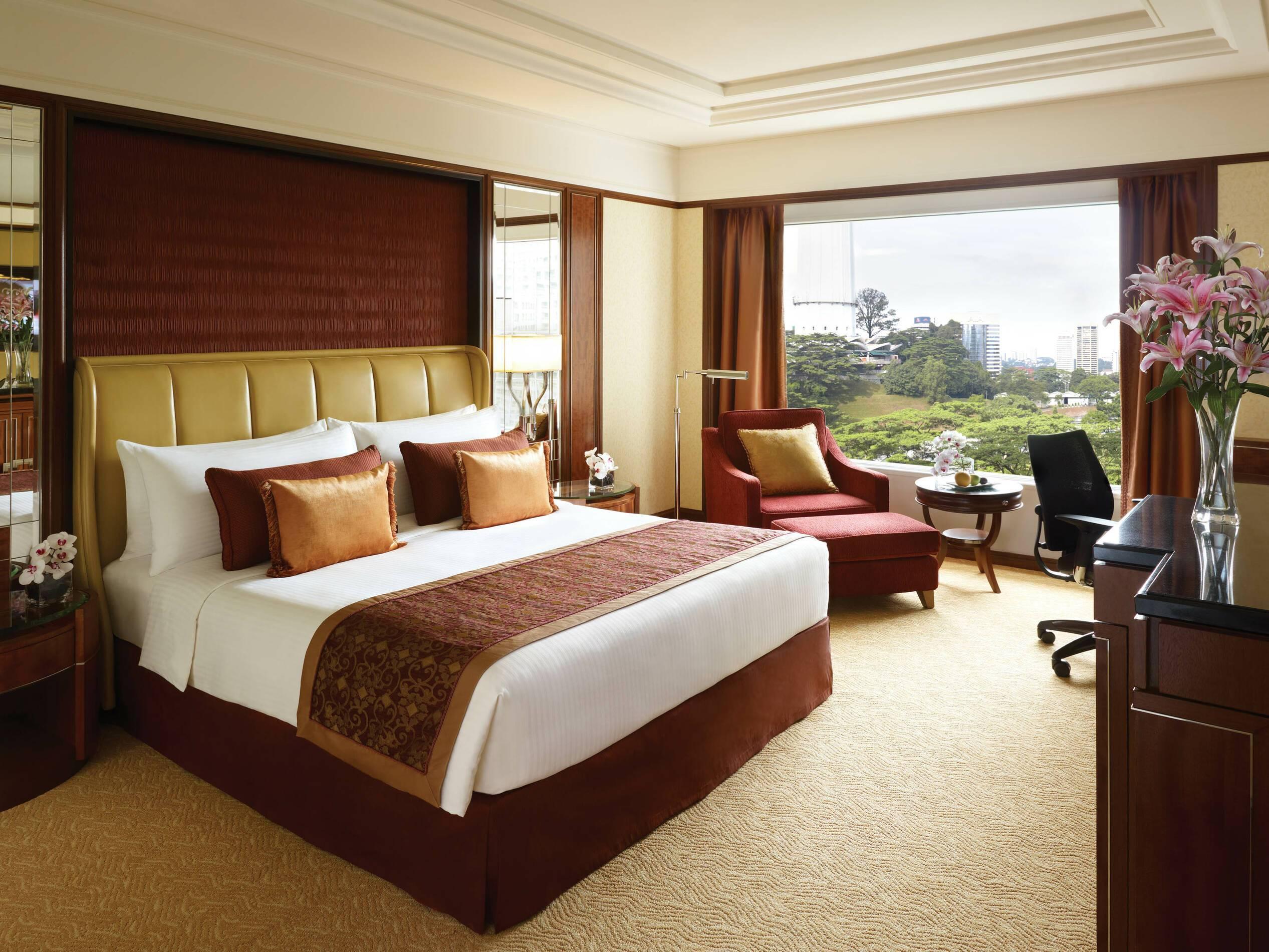 Kuala Lumpur Shangri La Chambre