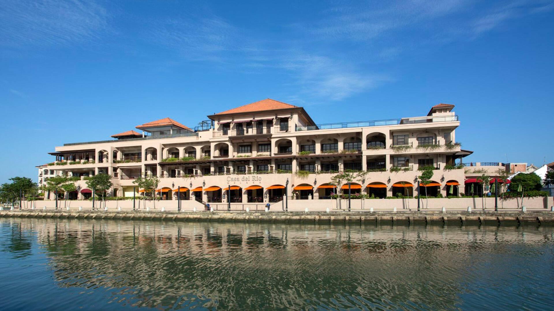 Malacca Casa Del Rio Malaisie