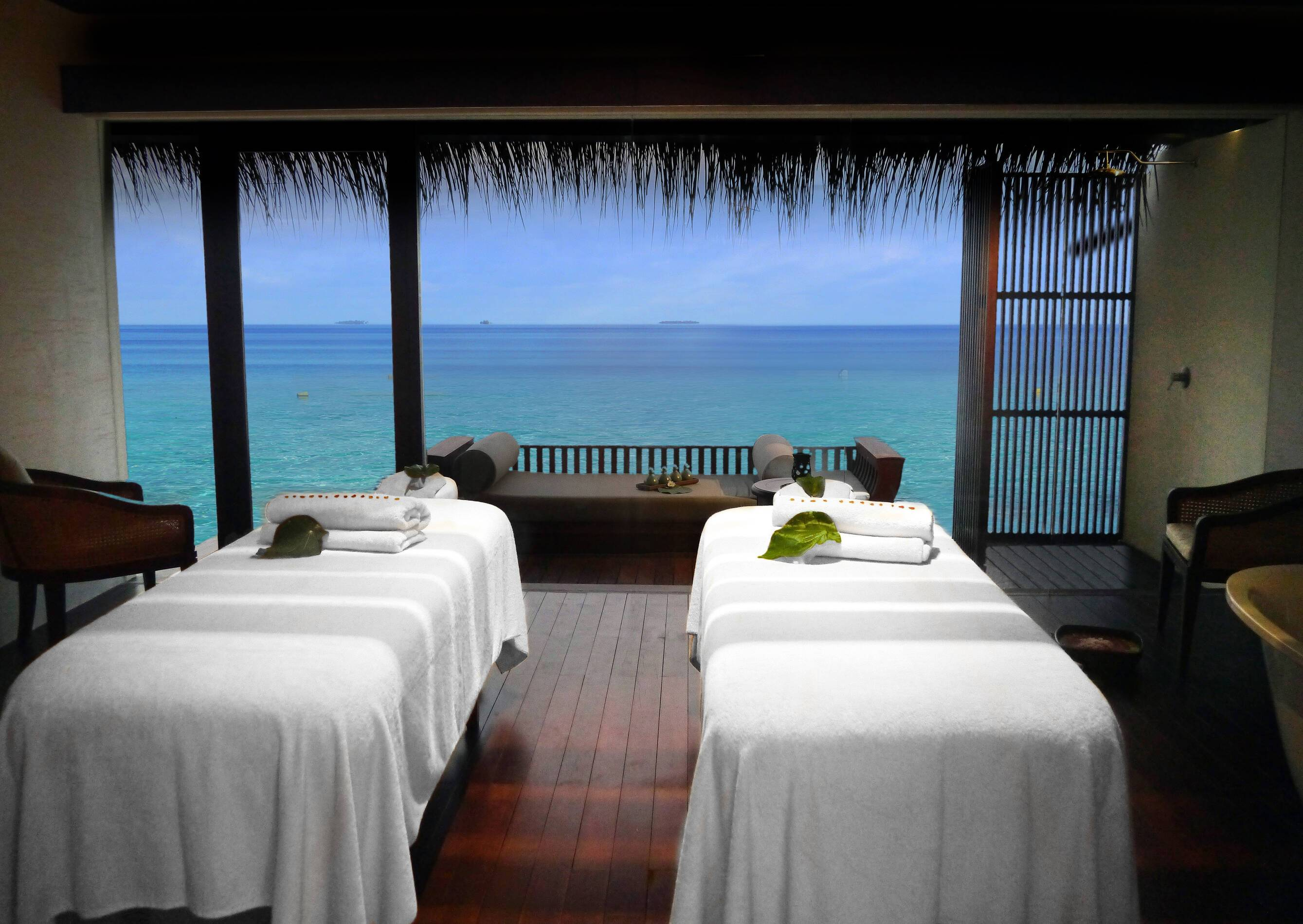 The Residence Spa Maldives