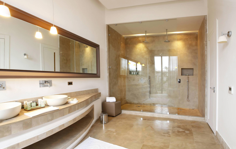 Palais Namaskar Marrakech pool suite salle de bain