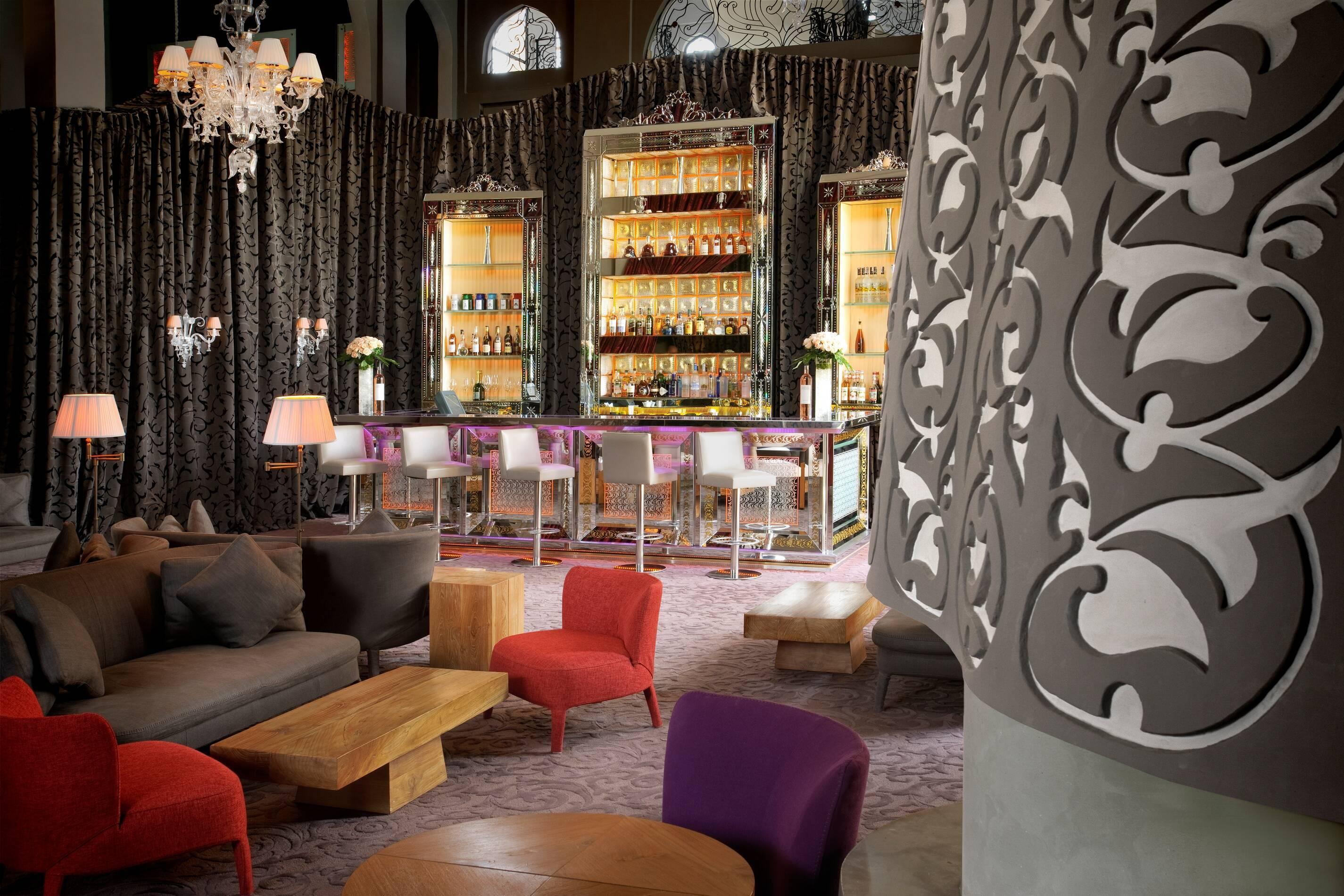 Palais Namaskar Marrakech restaurant