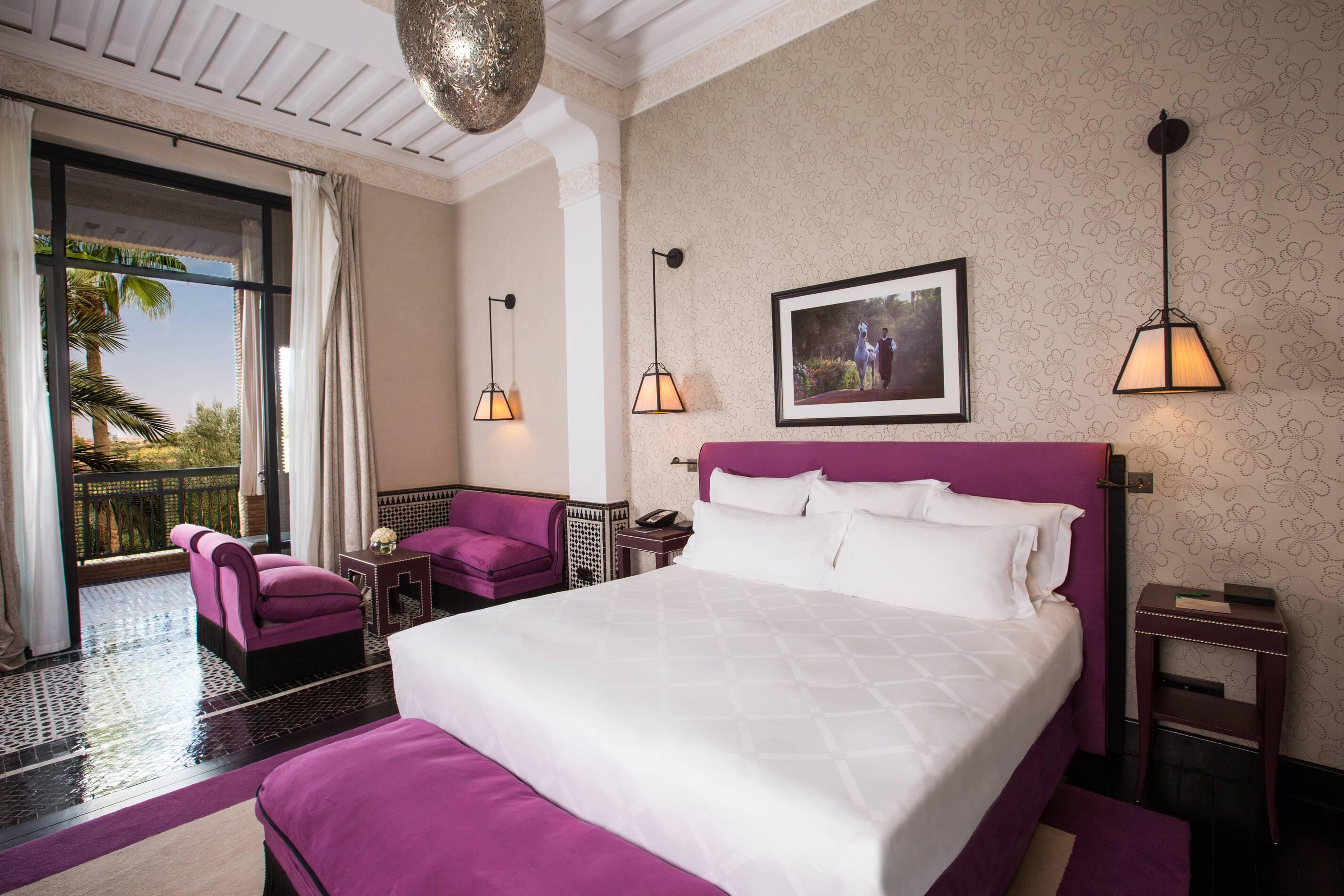Selman Chambre Deluxe Marrakech Maroc