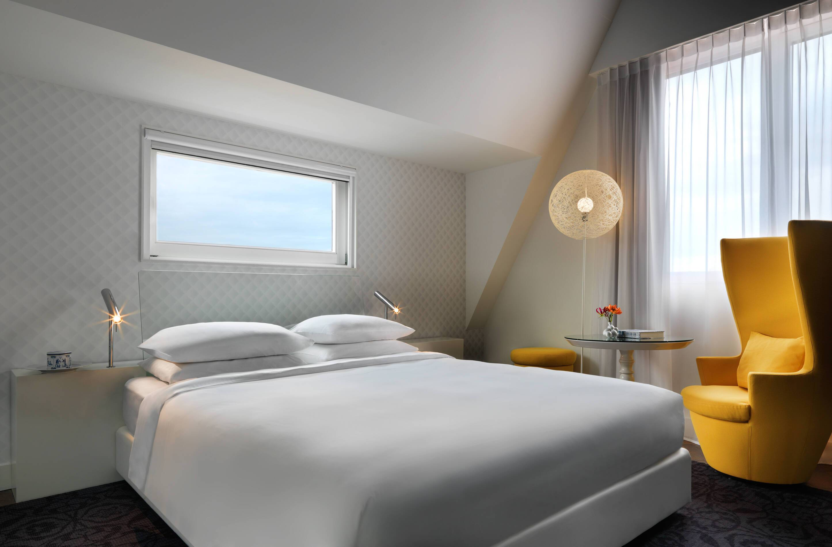 Andaz Andaz Suite Chambre Amsterdam Pays Bas
