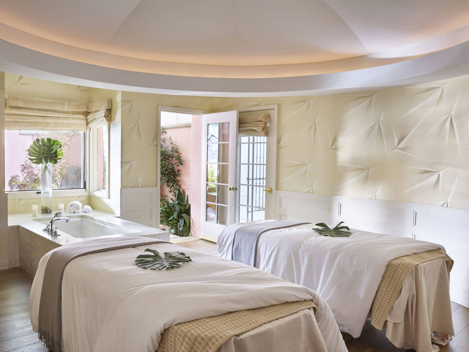 Bel Air Los Angeles Spa