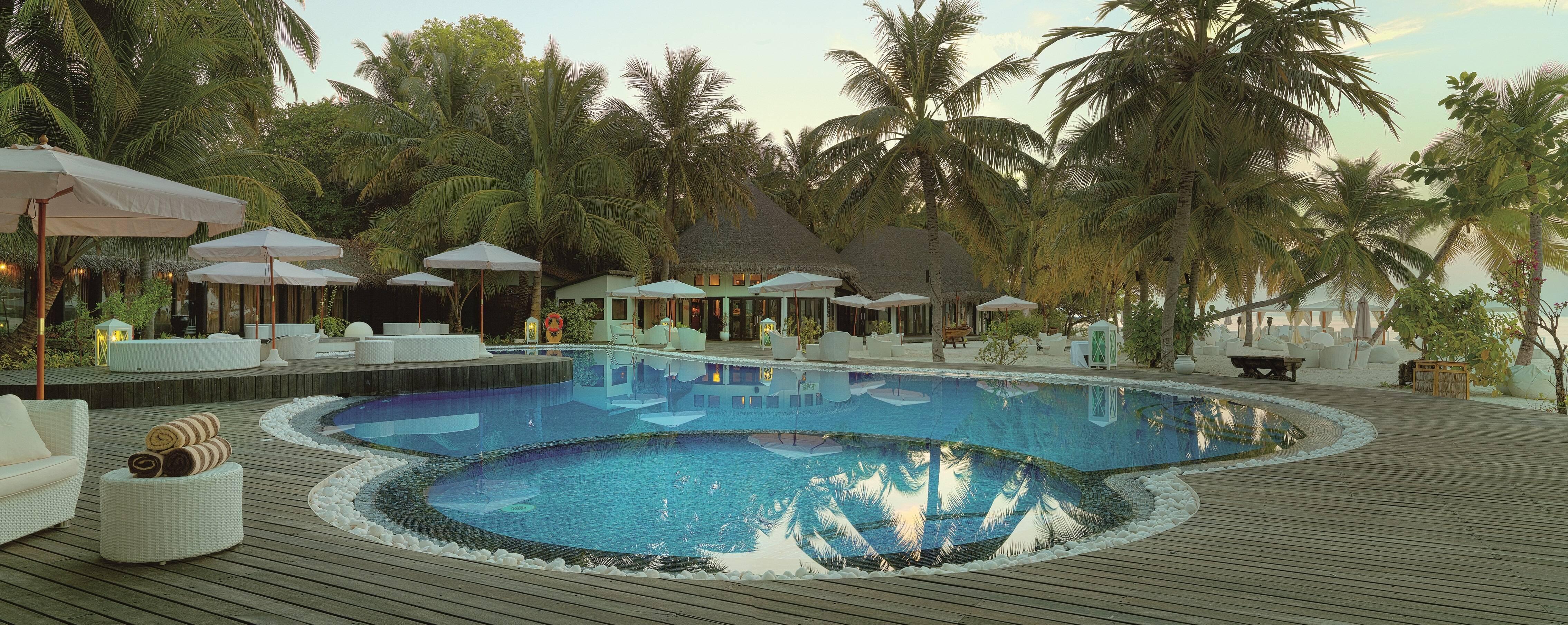 Kihaa Piscine Transat Maldives