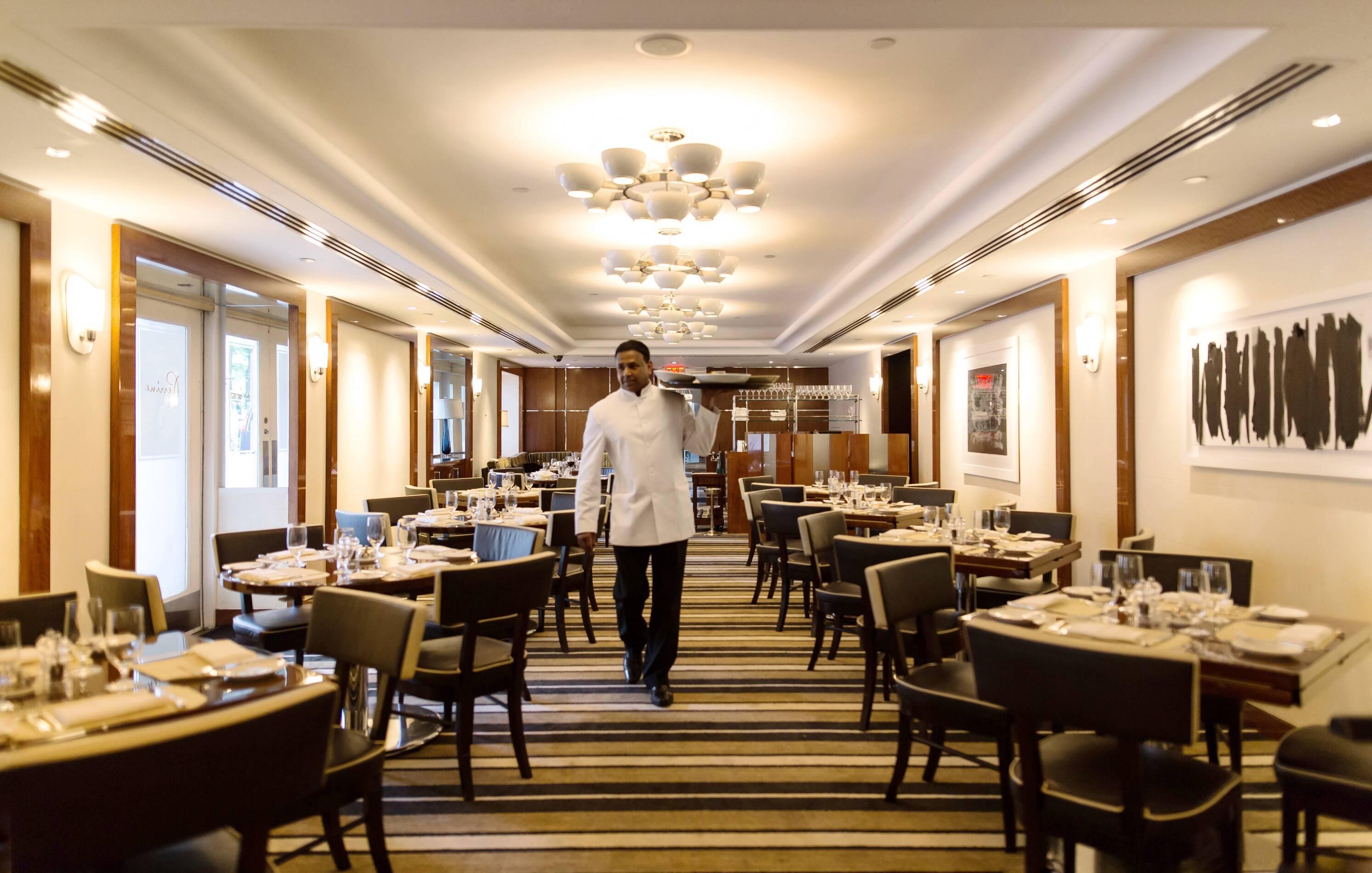 The Pierre New York restaurant perrine