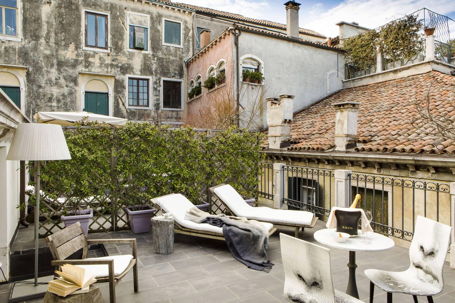 Palazzina Grassi Venise Deluxe Terrace