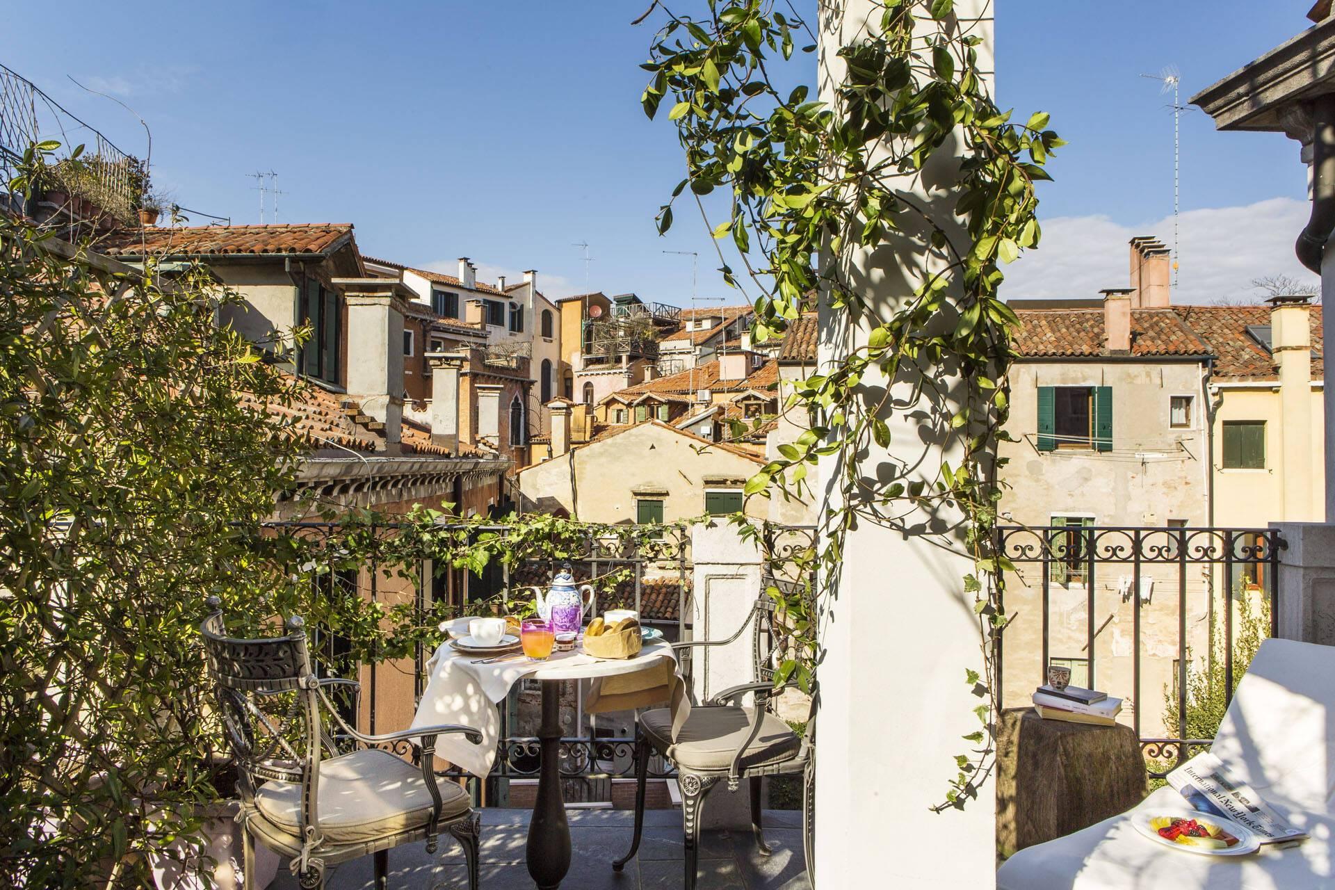 Palazzina Grassi Venise Junior Suite Terrace