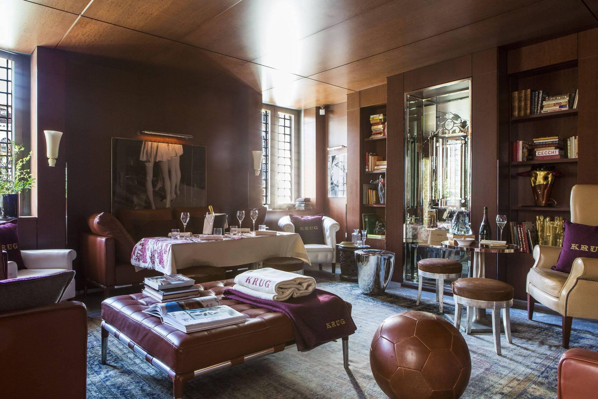 Palazzina Grassi Venise Krug Lounge