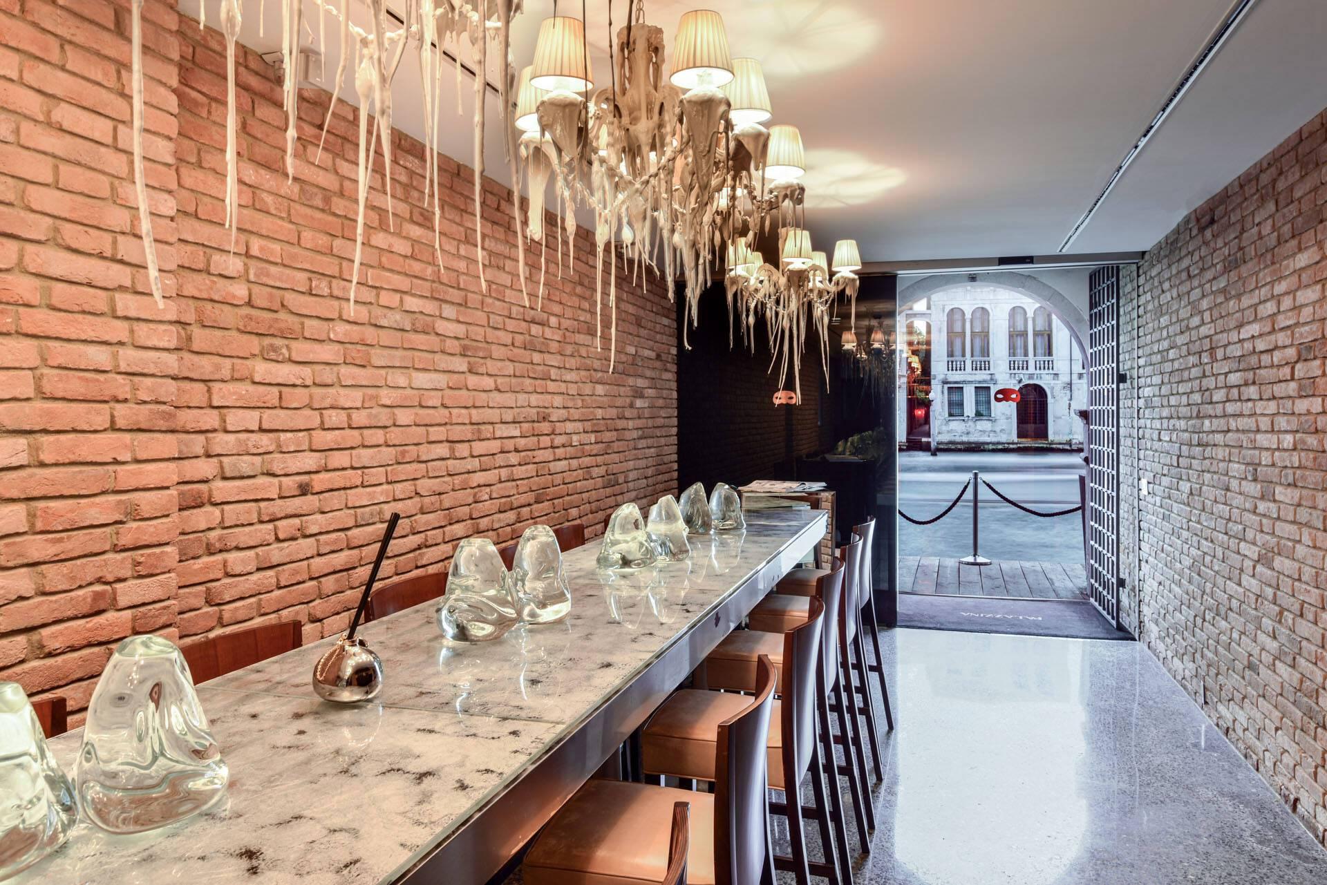 Palazzina Grassi Venise Lounge