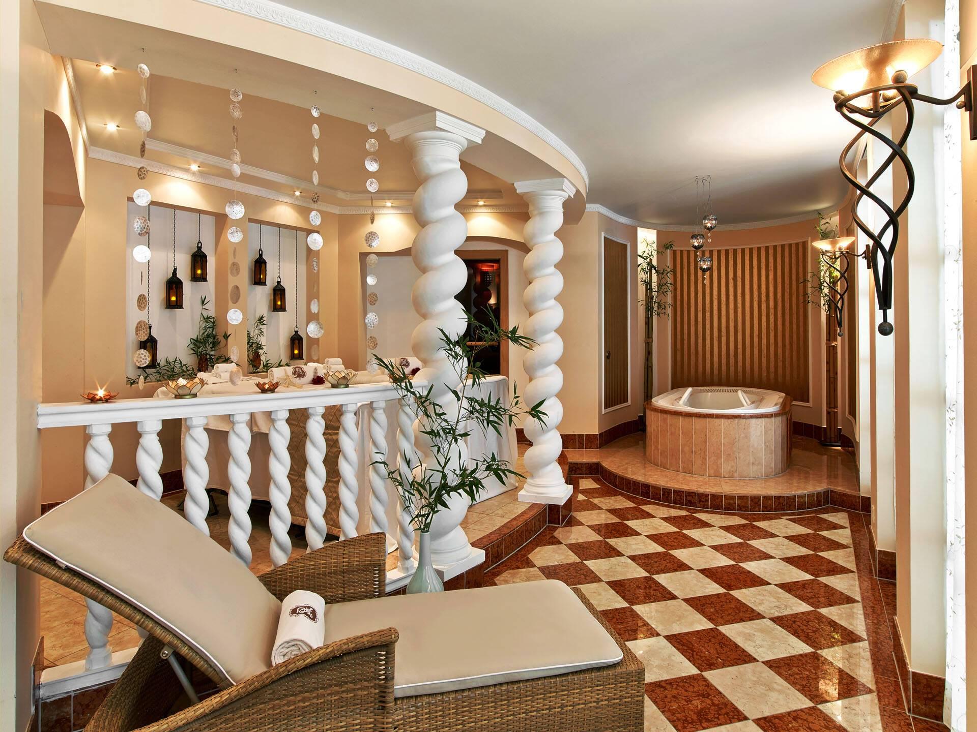St Regis Mardavall Resort Majorque Cabine Traitement