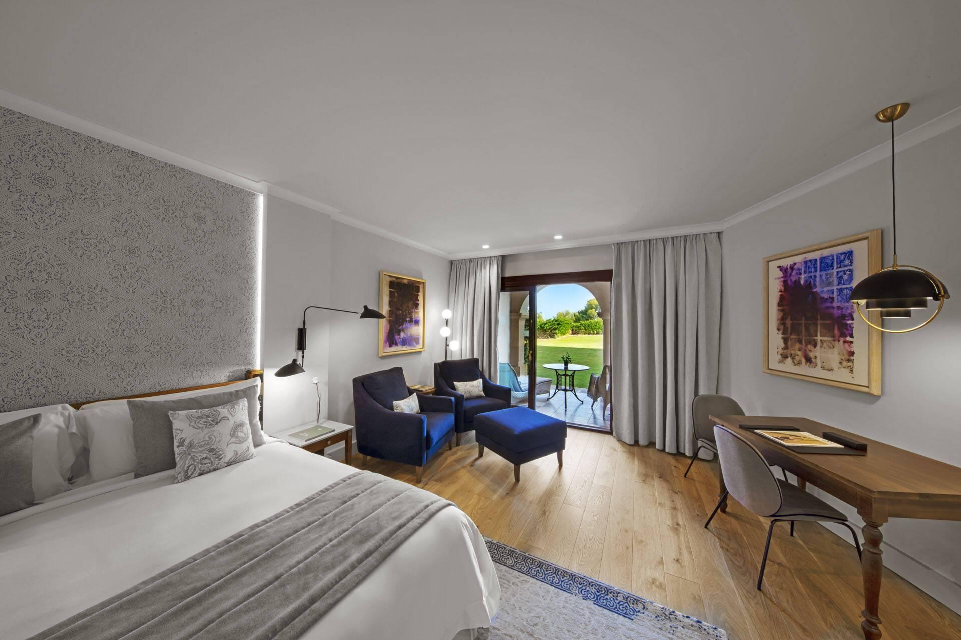 St Regis Mardavall Resort Majorque Grand Deluxe King Garden