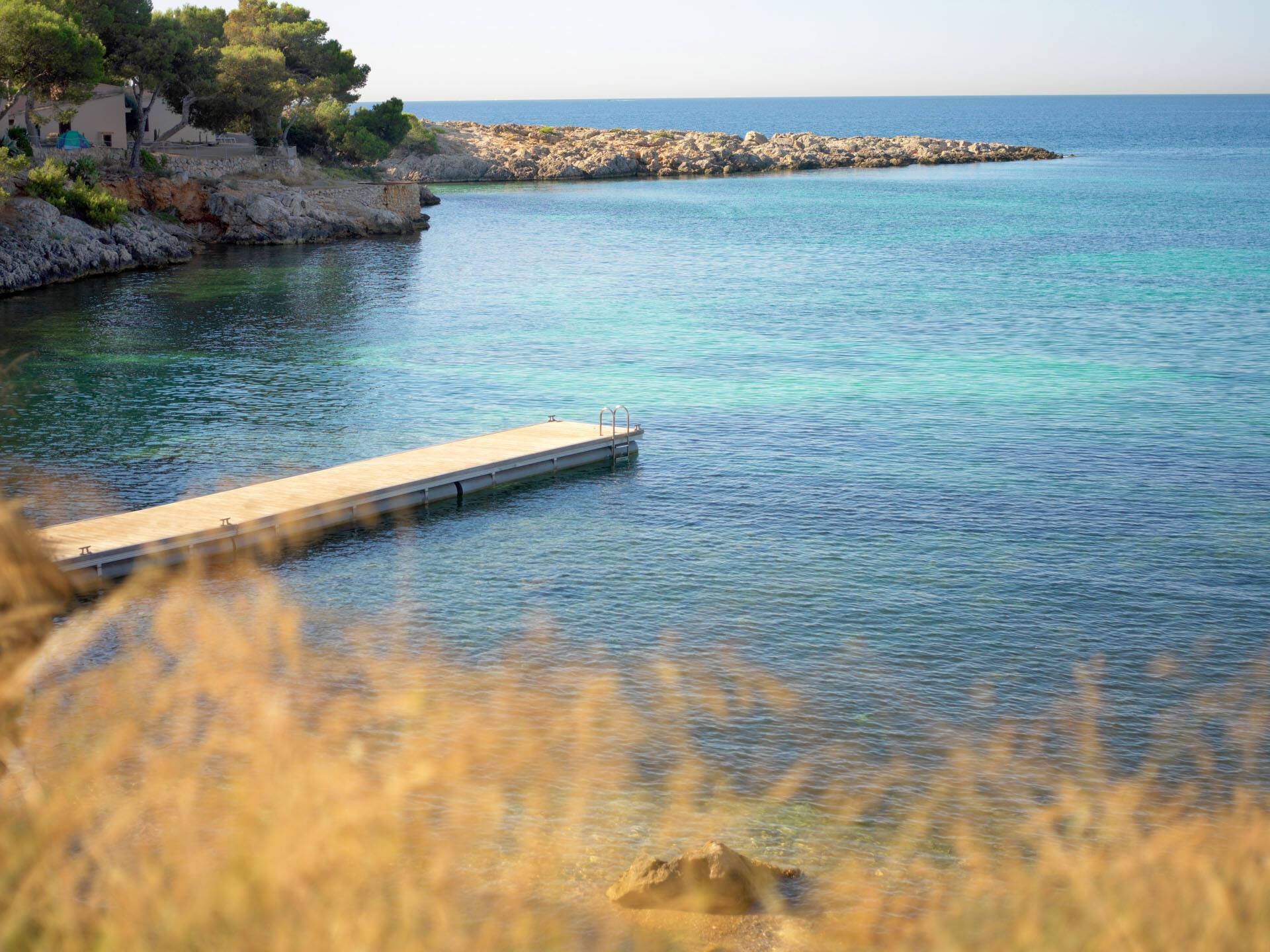 St Regis Mardavall Resort Majorque Private Jetty