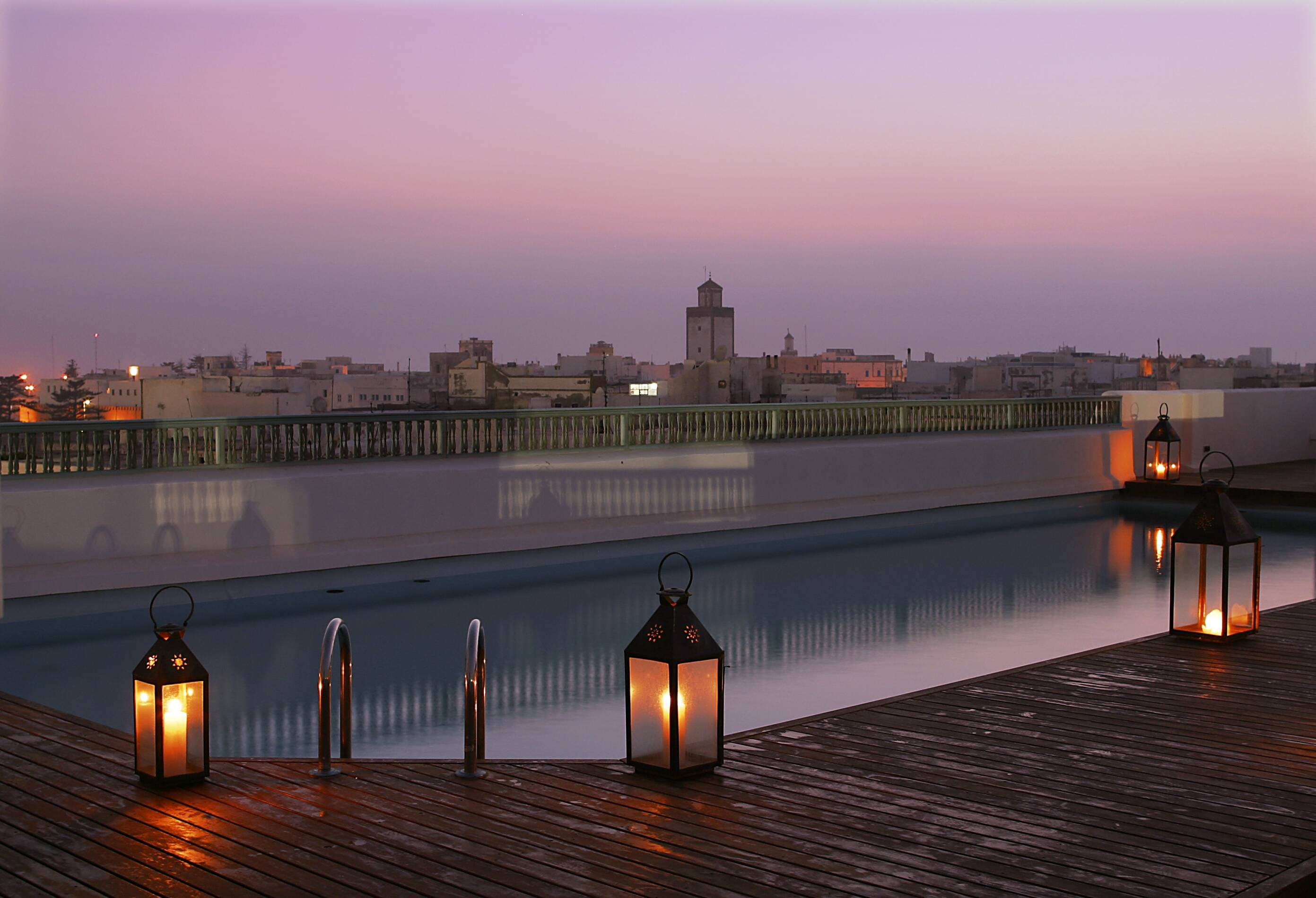 Heure Bleue Essaouira exterieur
