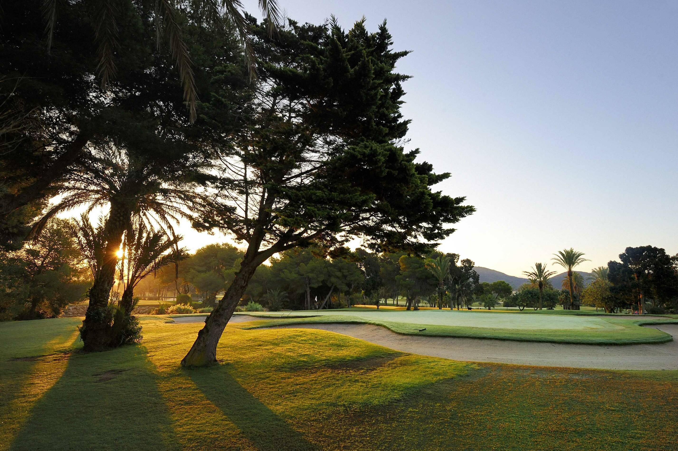 Manga Club Espagne exterieur golf