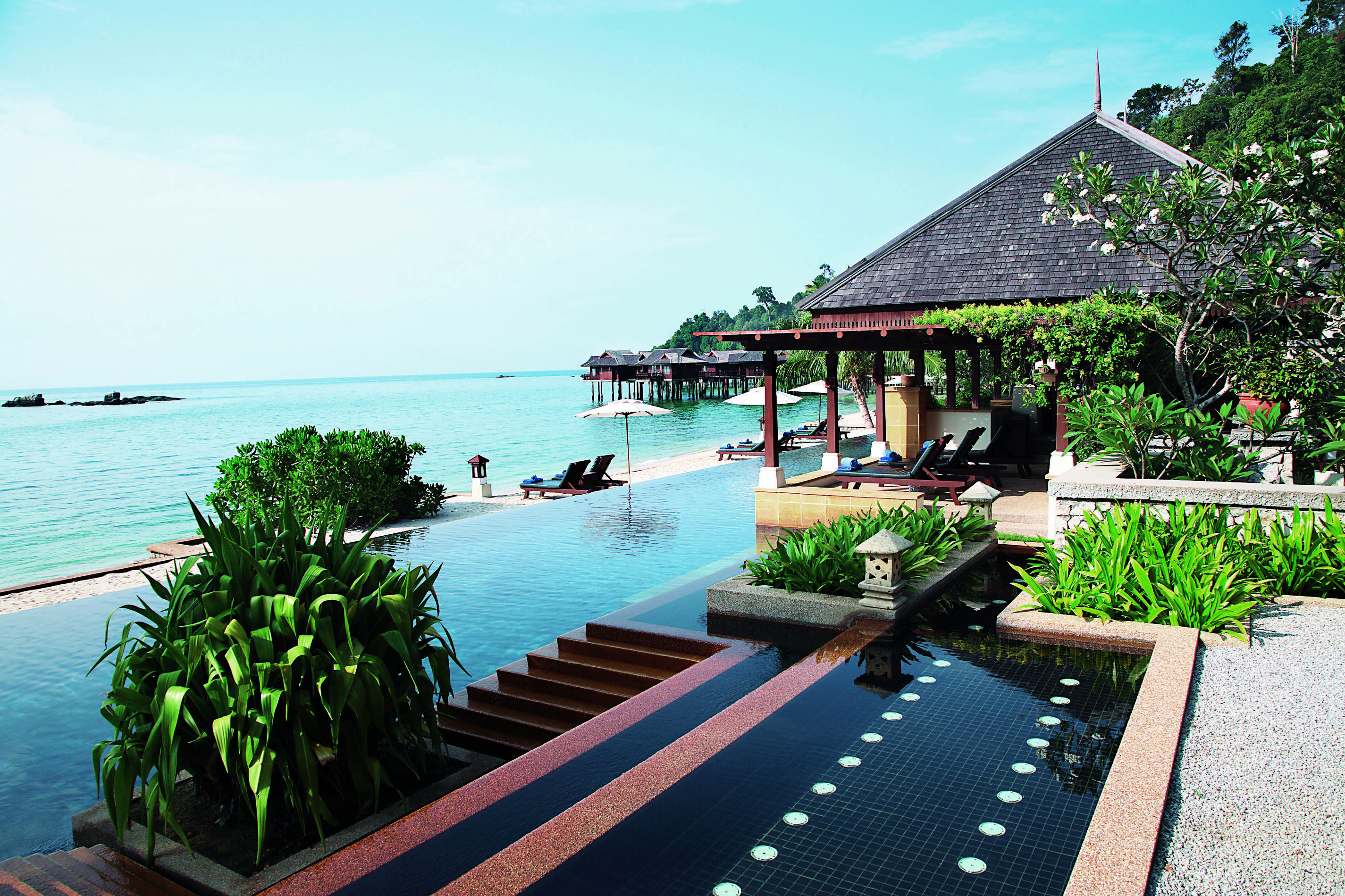 Pangkor Laut Malaisie Spa Village