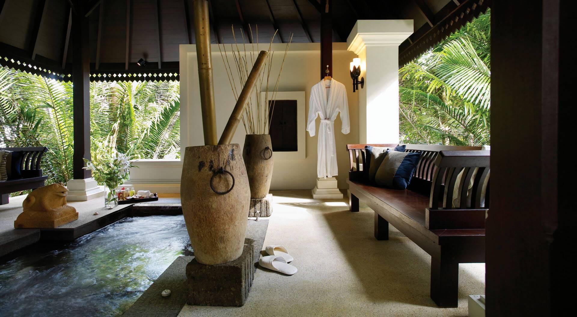 Pangkor Laut Resort Malaisie Estate Five