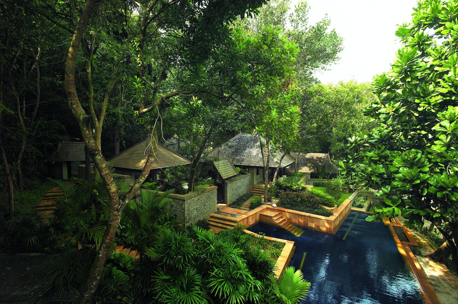 Pangkor Laut Resort Malaisie Estate One