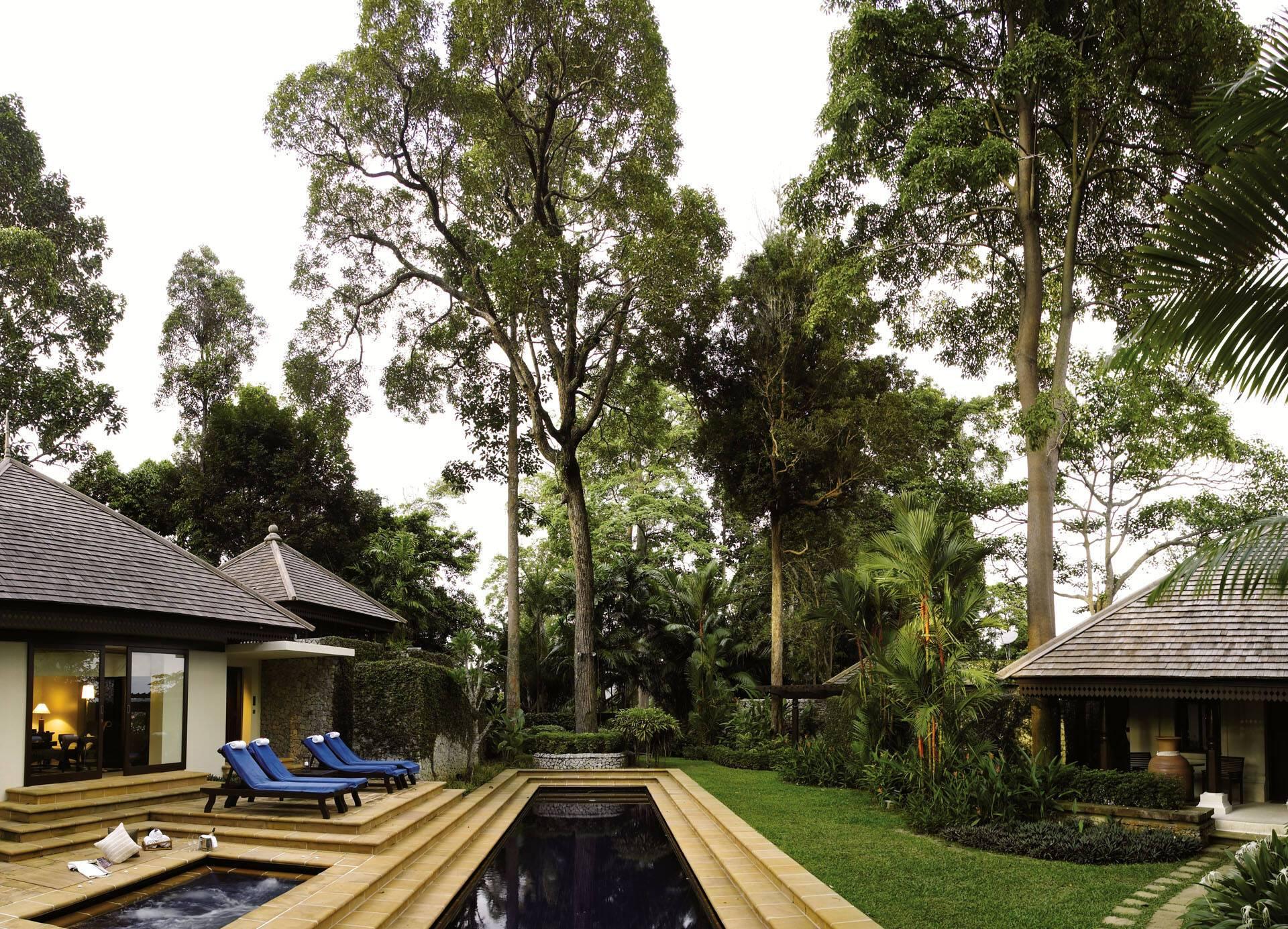 Pangkor Laut Resort Malaisie Estate Six