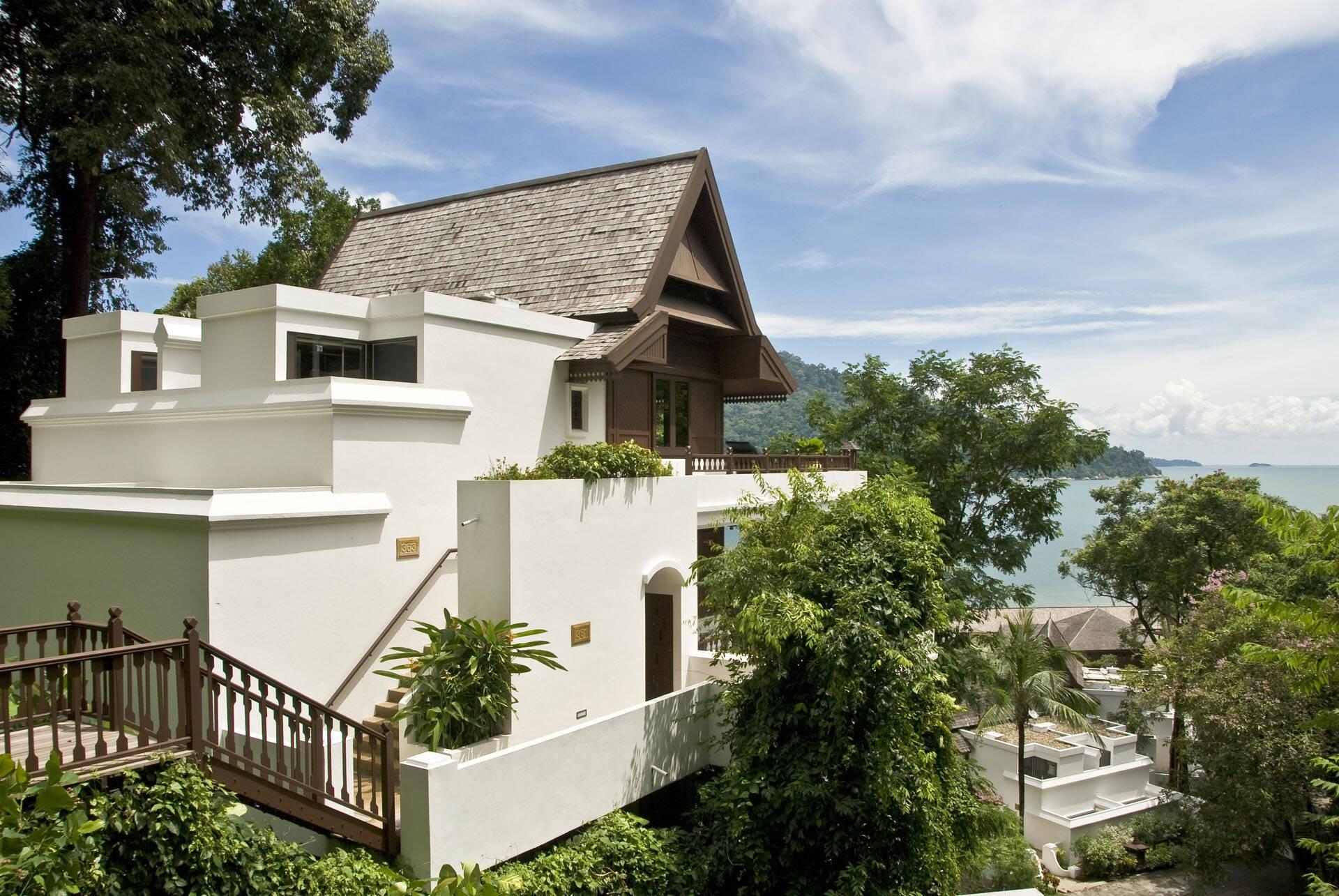 Pangkor Laut Resort Malaisie Hill Villa